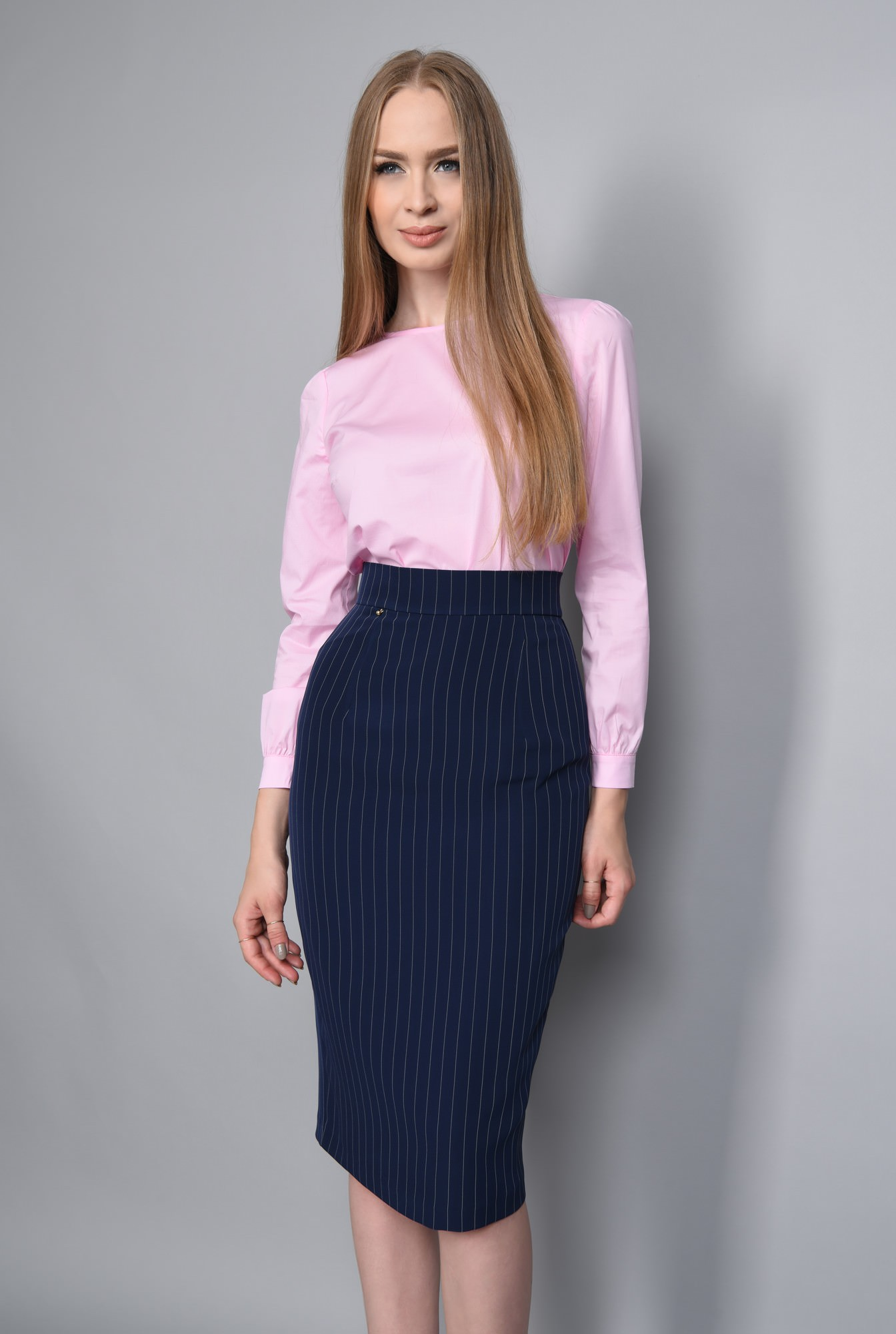 0 - BLUZA OFFICE BL 267-ROZ