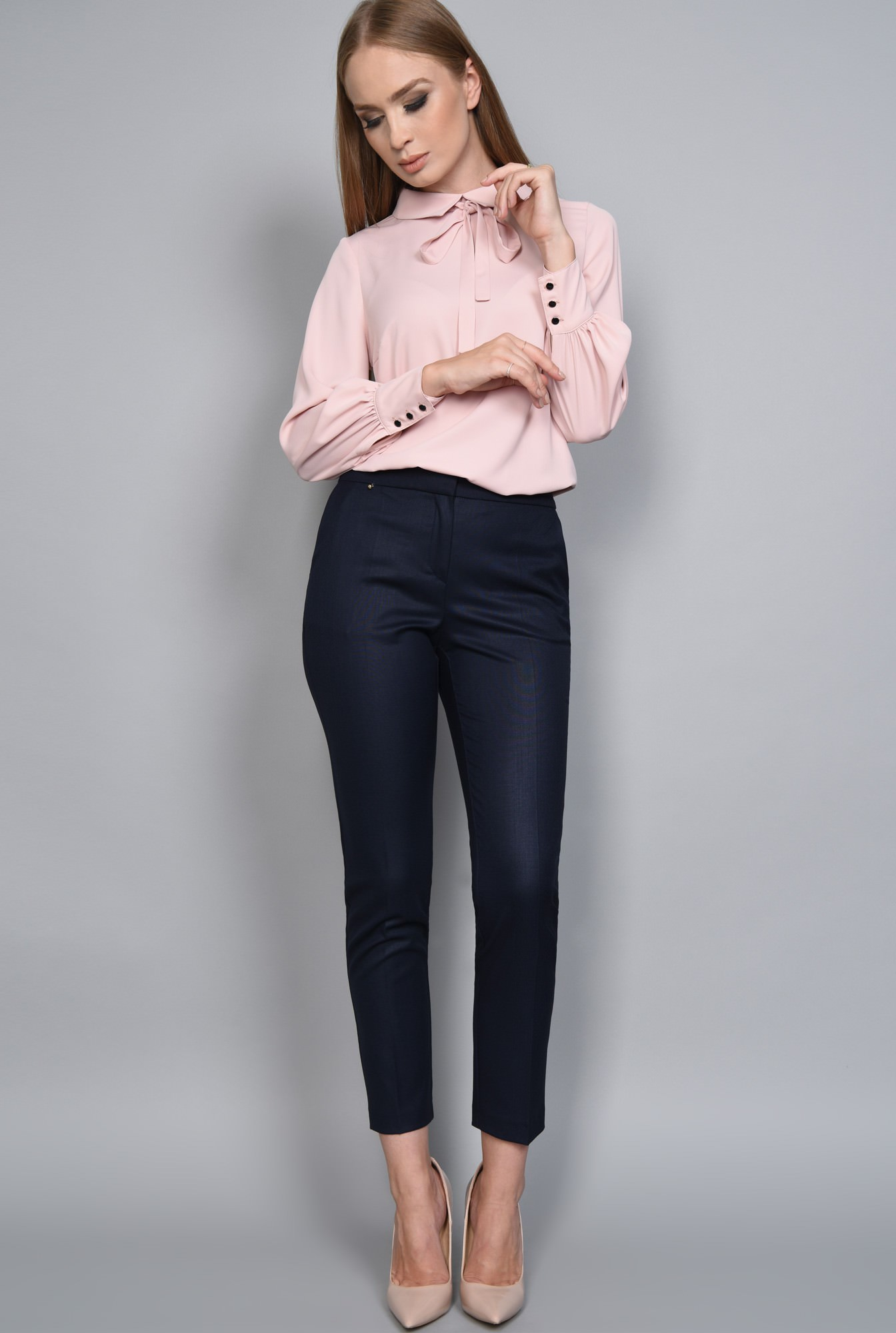 3 - BLUZA OFFICE BL 280-ROZ