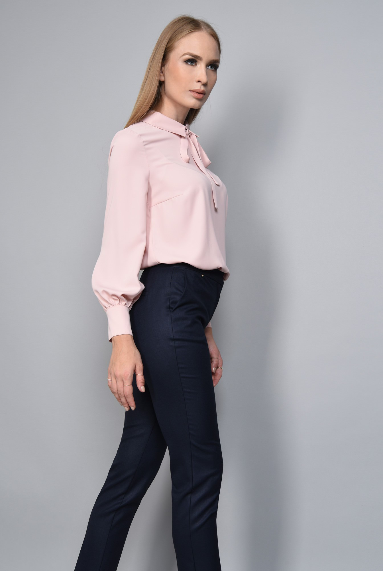 0 - BLUZA OFFICE BL 280-ROZ
