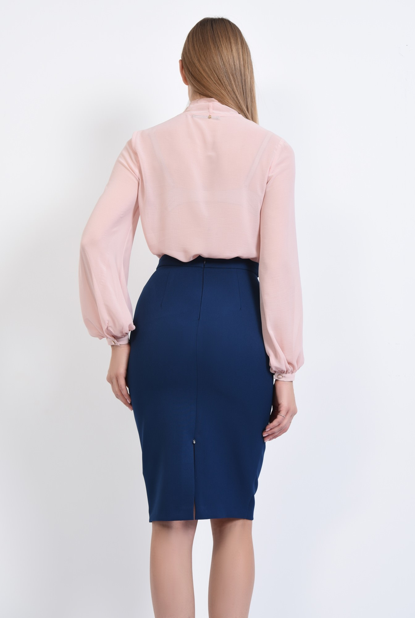 1 - BLUZA OFFICE BL 290-ROZ