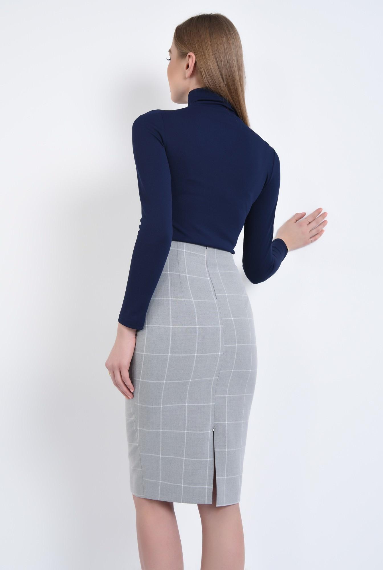 1 - 360 - Bluza casual stretch, elastan, helanca