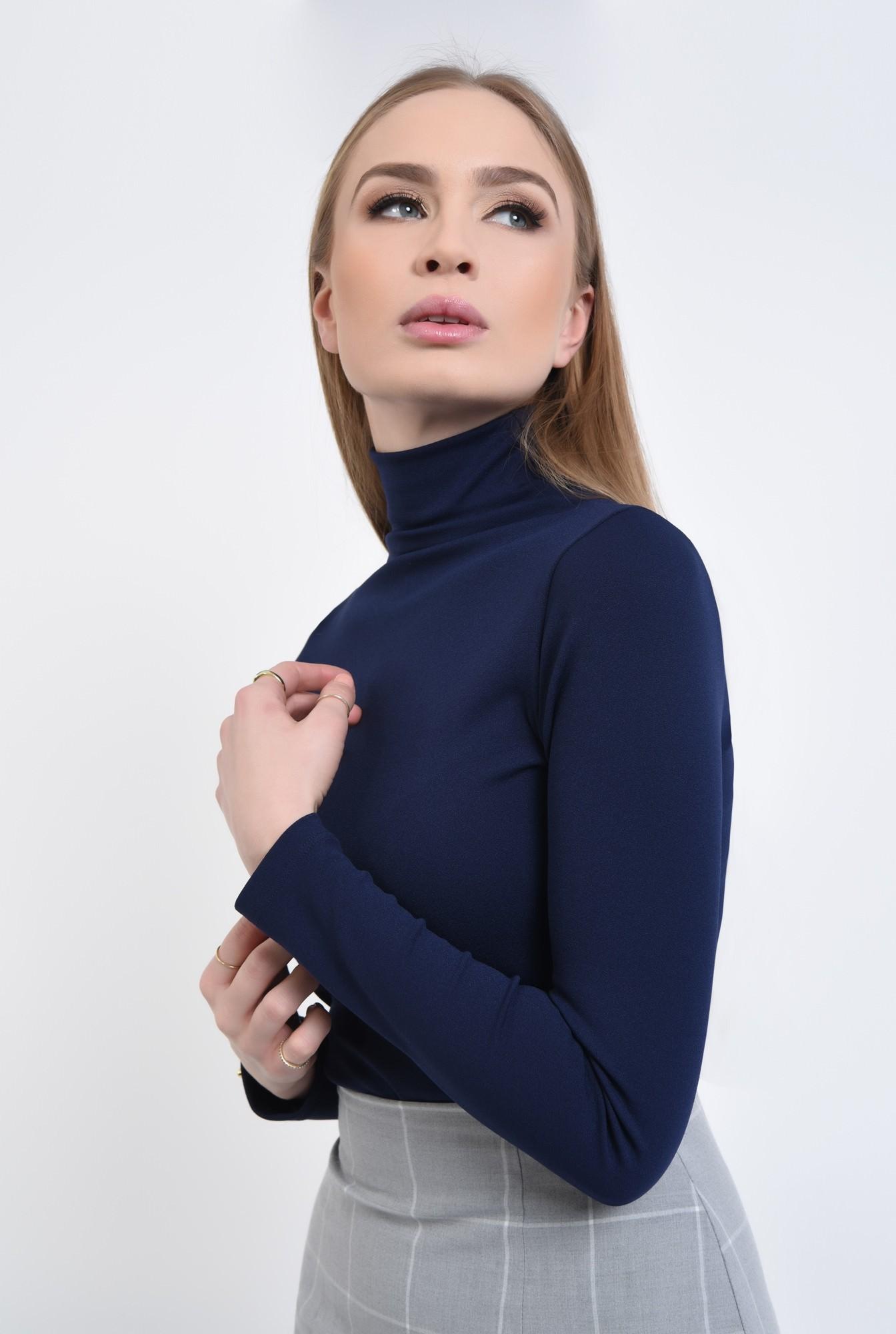 2 - 360 - Bluza casual stretch, elastan, helanca