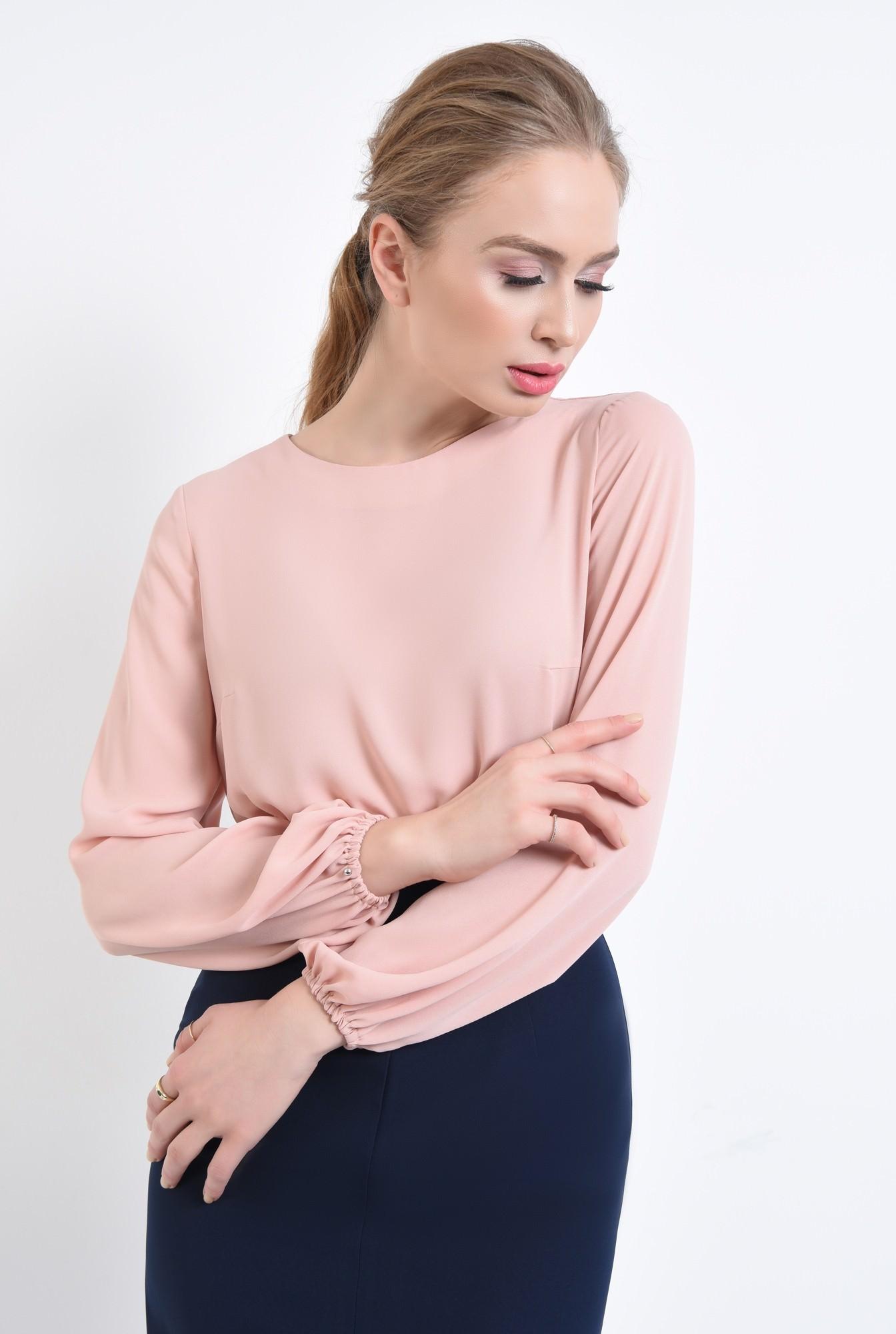 2 - 360 - Bluza casual, inchidere cu nasturi