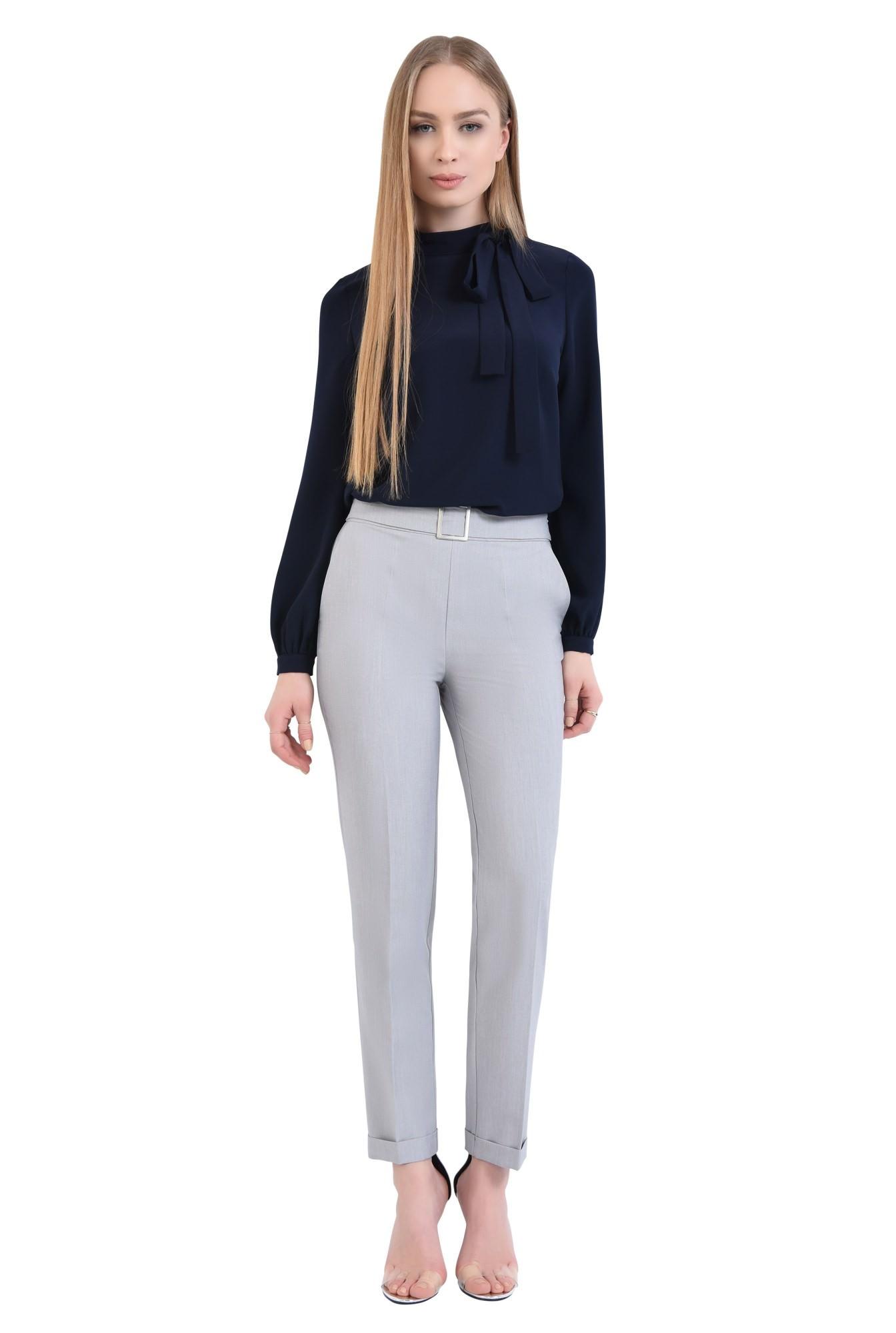 3 - 360 - Bluza eleganta, cu funda
