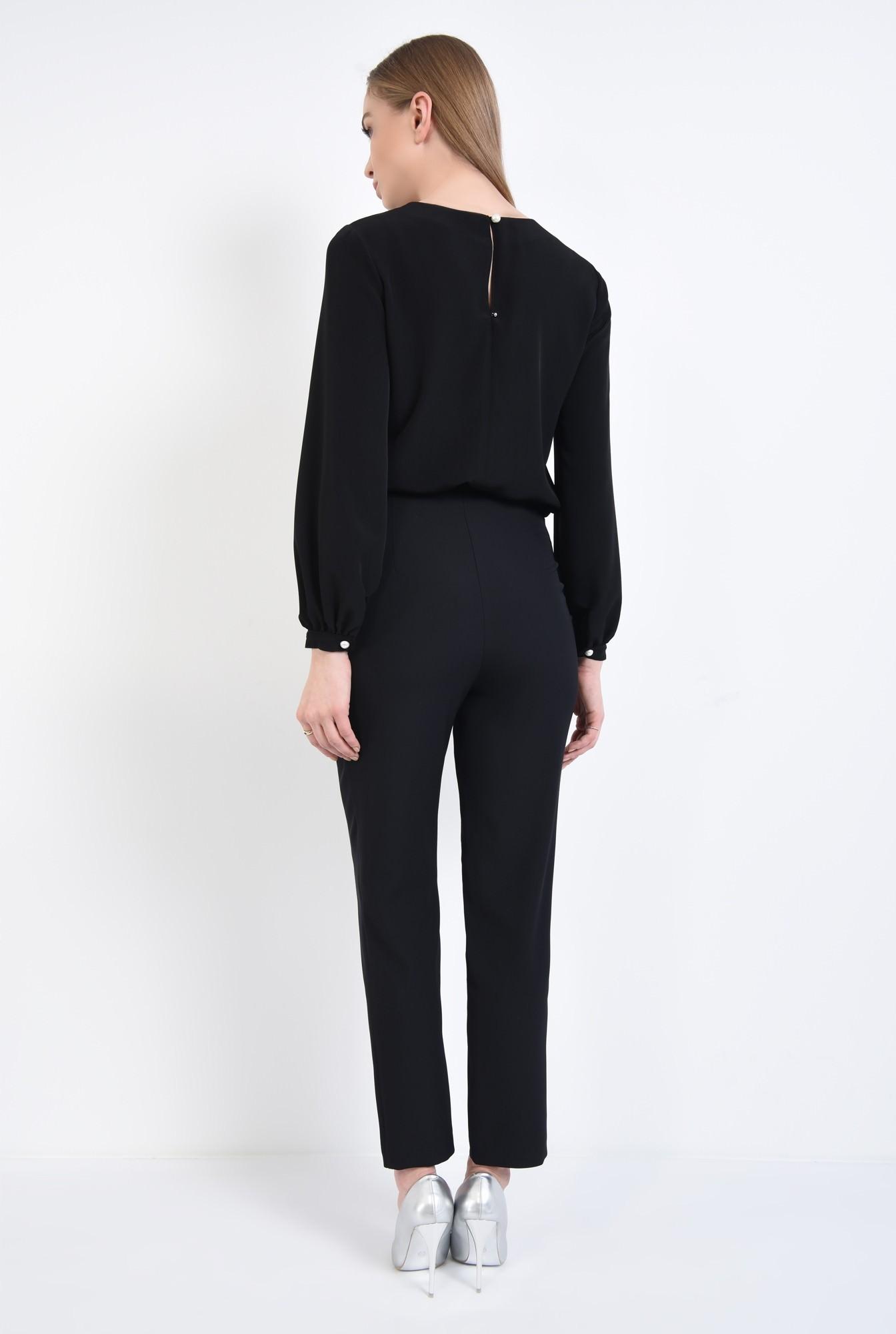 1 - Bluza casual, negru