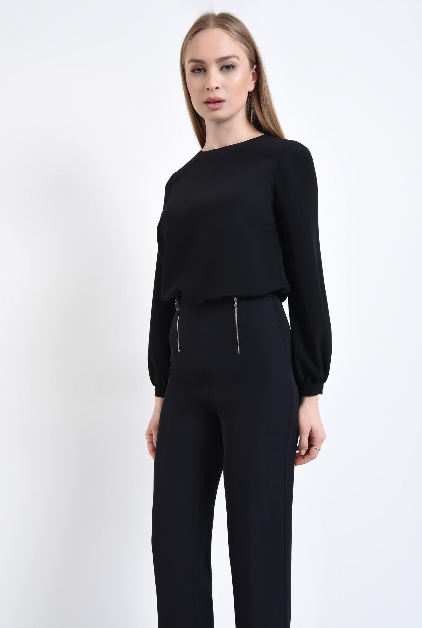 2 - Bluza casual, negru