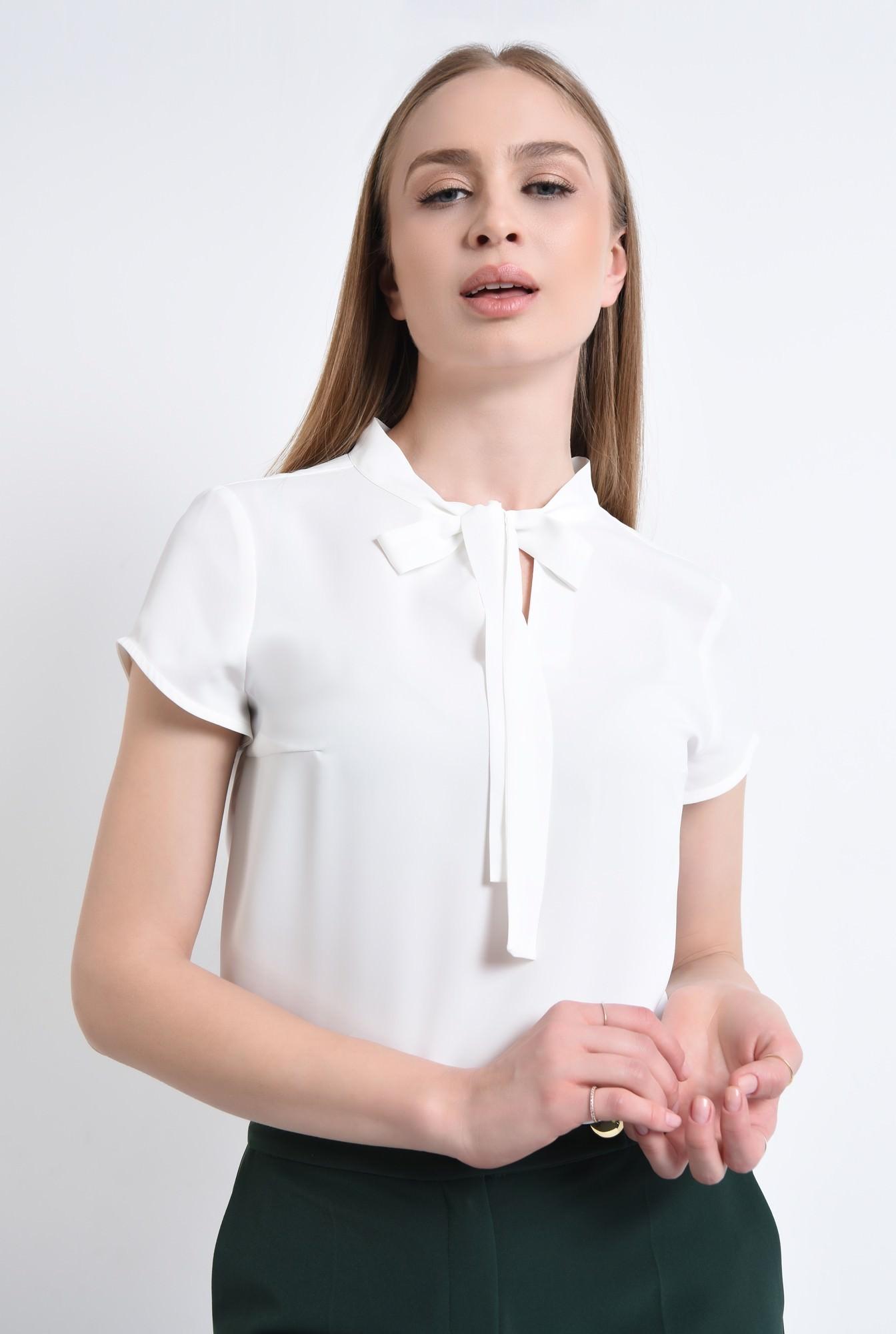 2 - 360 - Bluza casual, guler camasa