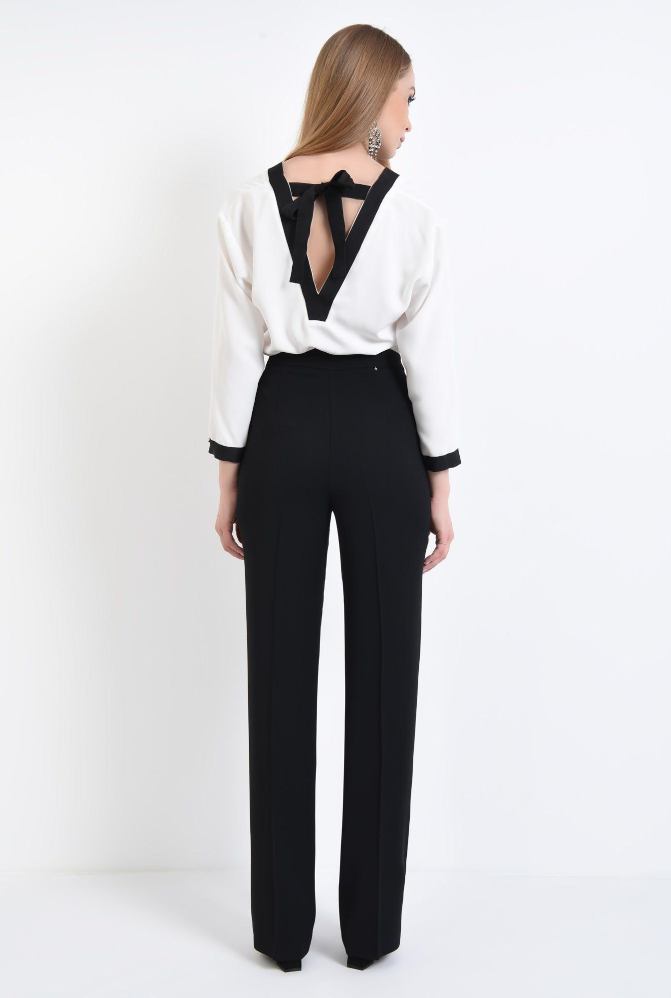 1 - Bluza eleganta, maneci lungi