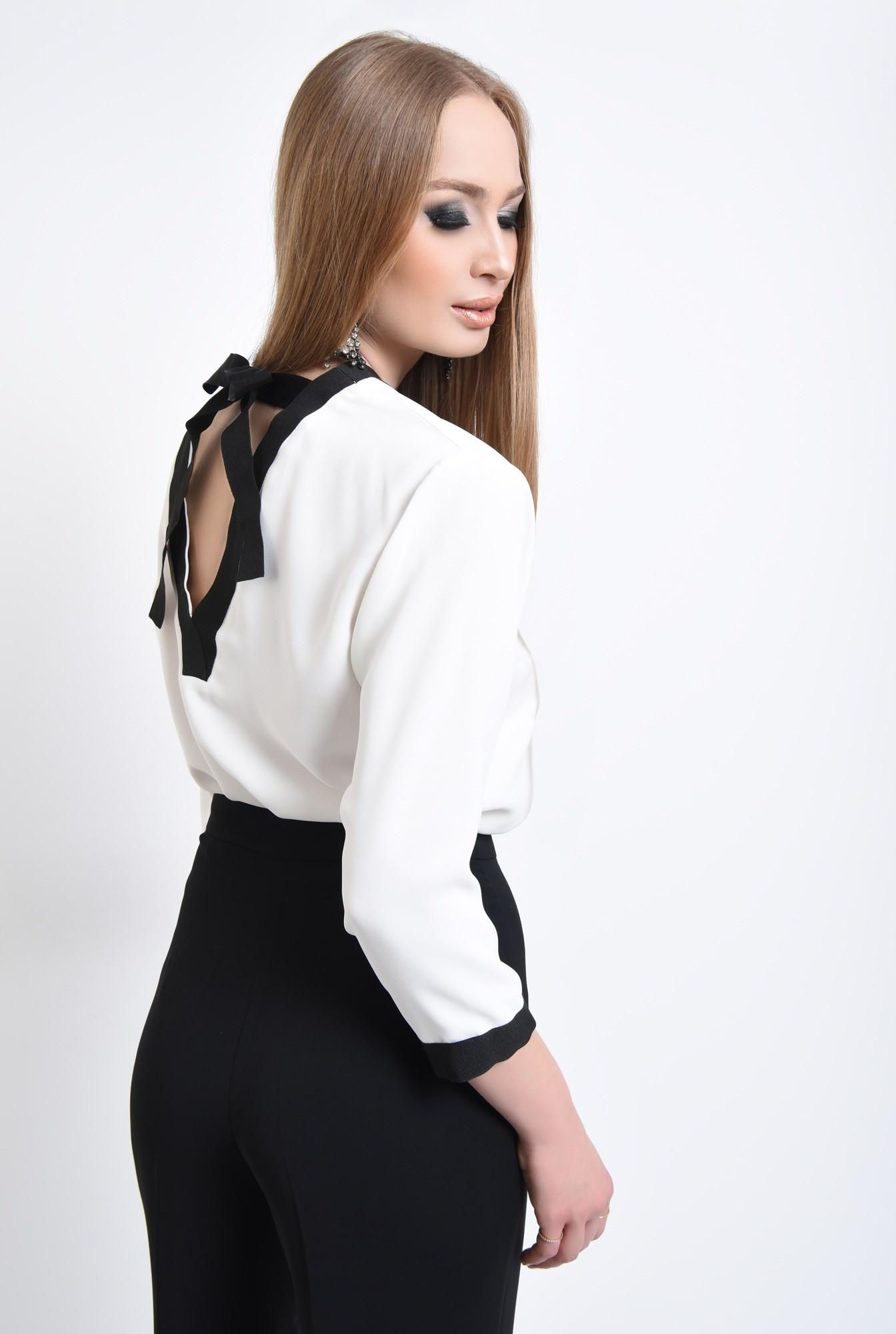 2 - Bluza eleganta, maneci lungi