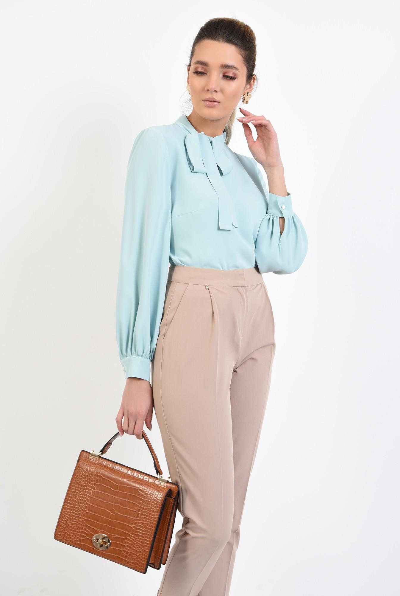 0 - 360 - bluza casual, cu funda laterala, maneci lungi, bluza de primavara