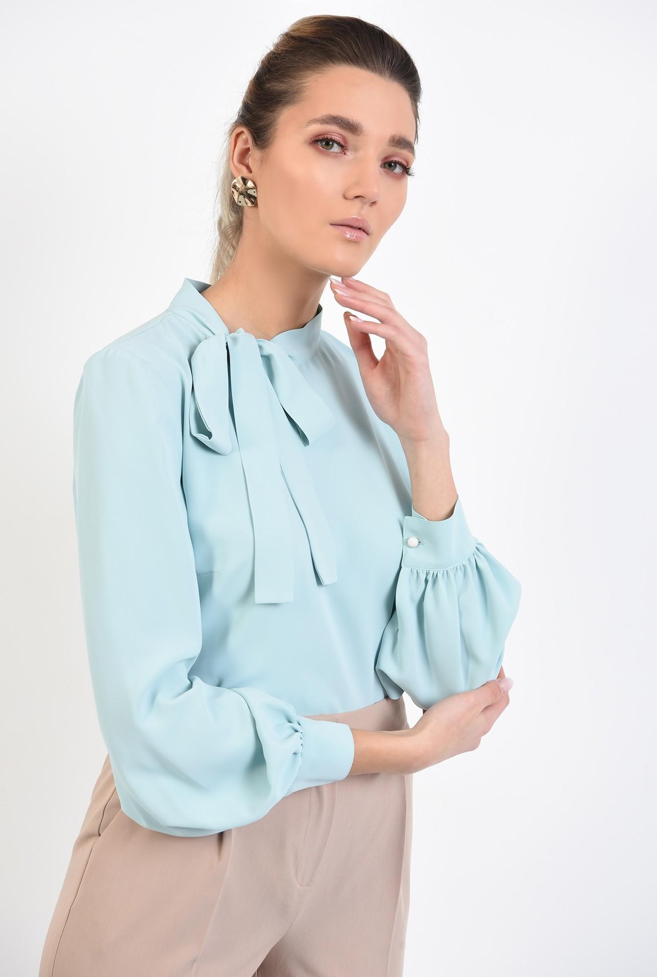 2 - 360 - bluza casual, cu funda laterala, maneci lungi, bluza de primavara