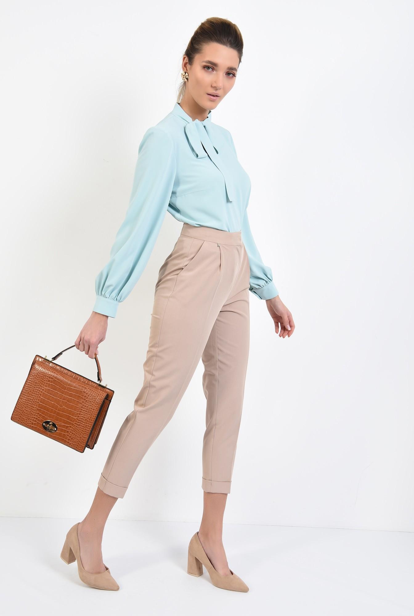 3 - 360 - bluza casual, cu funda laterala, maneci lungi, bluza de primavara