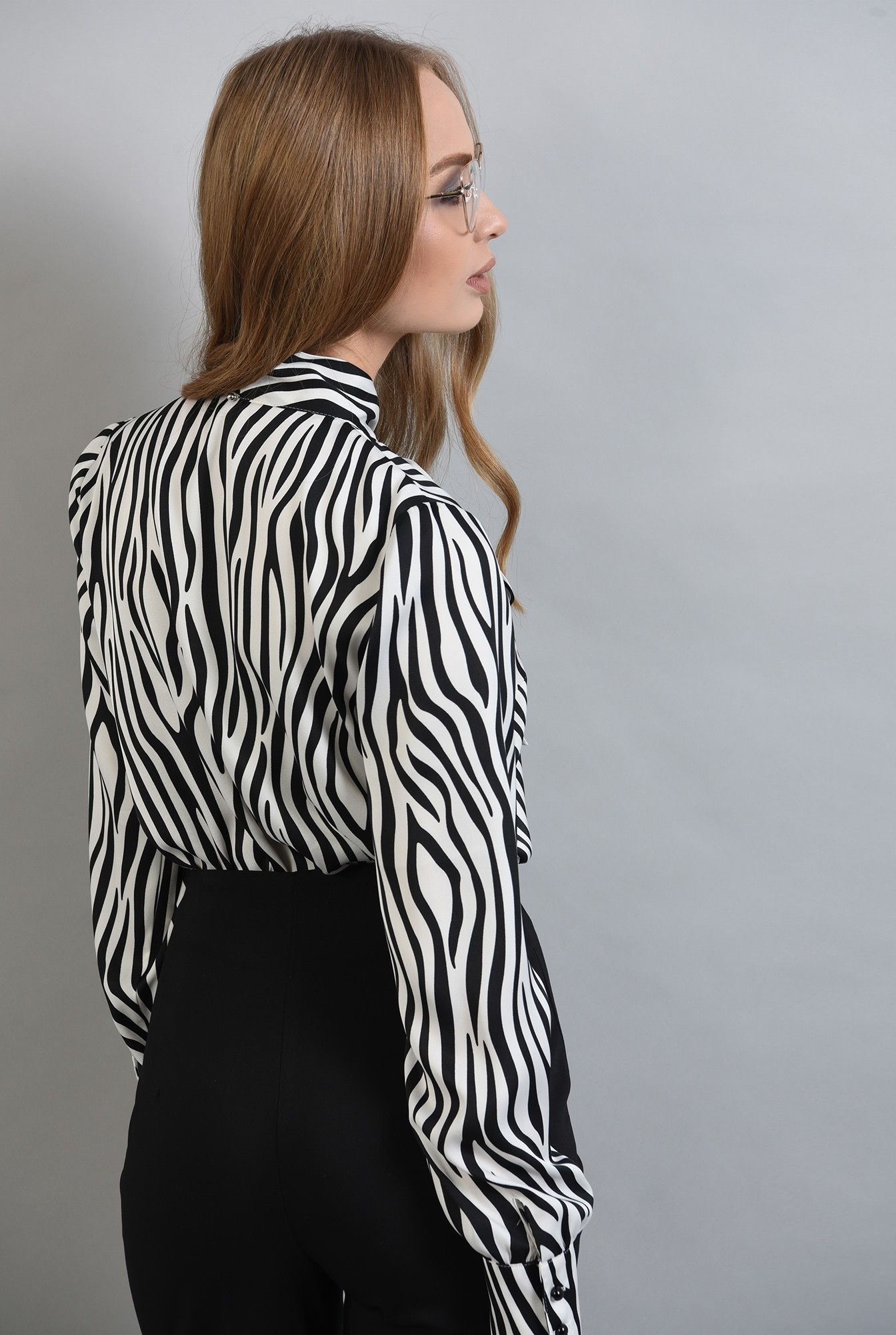 2 - bluza animal print, lejera