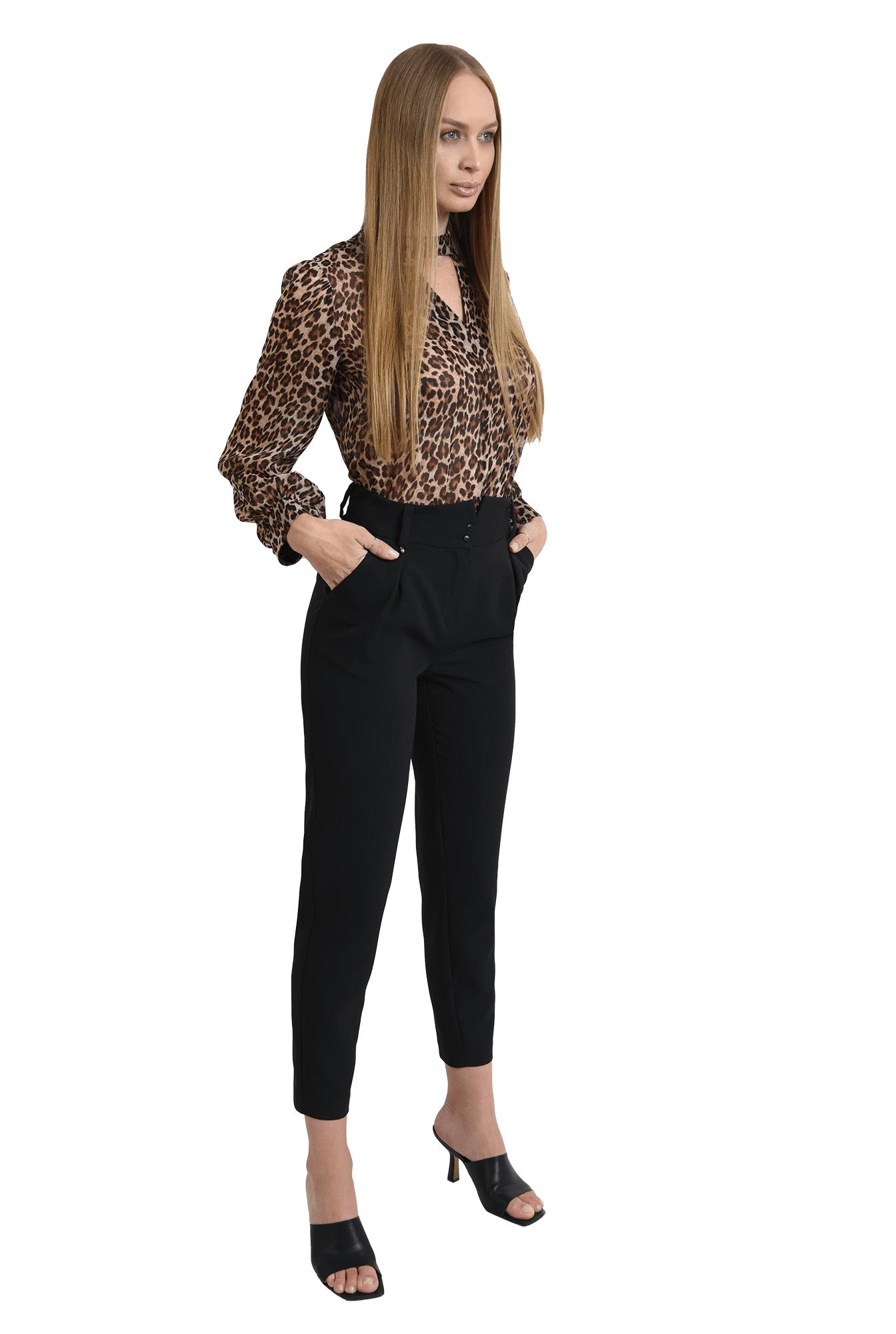 3 - bluza casual, cu anchior, cu print
