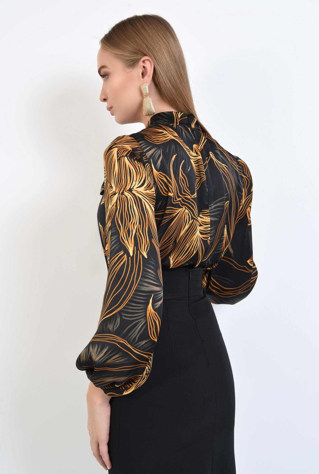 1 - 360 - bluza dama, online, croi lejer, funda tip esarfa