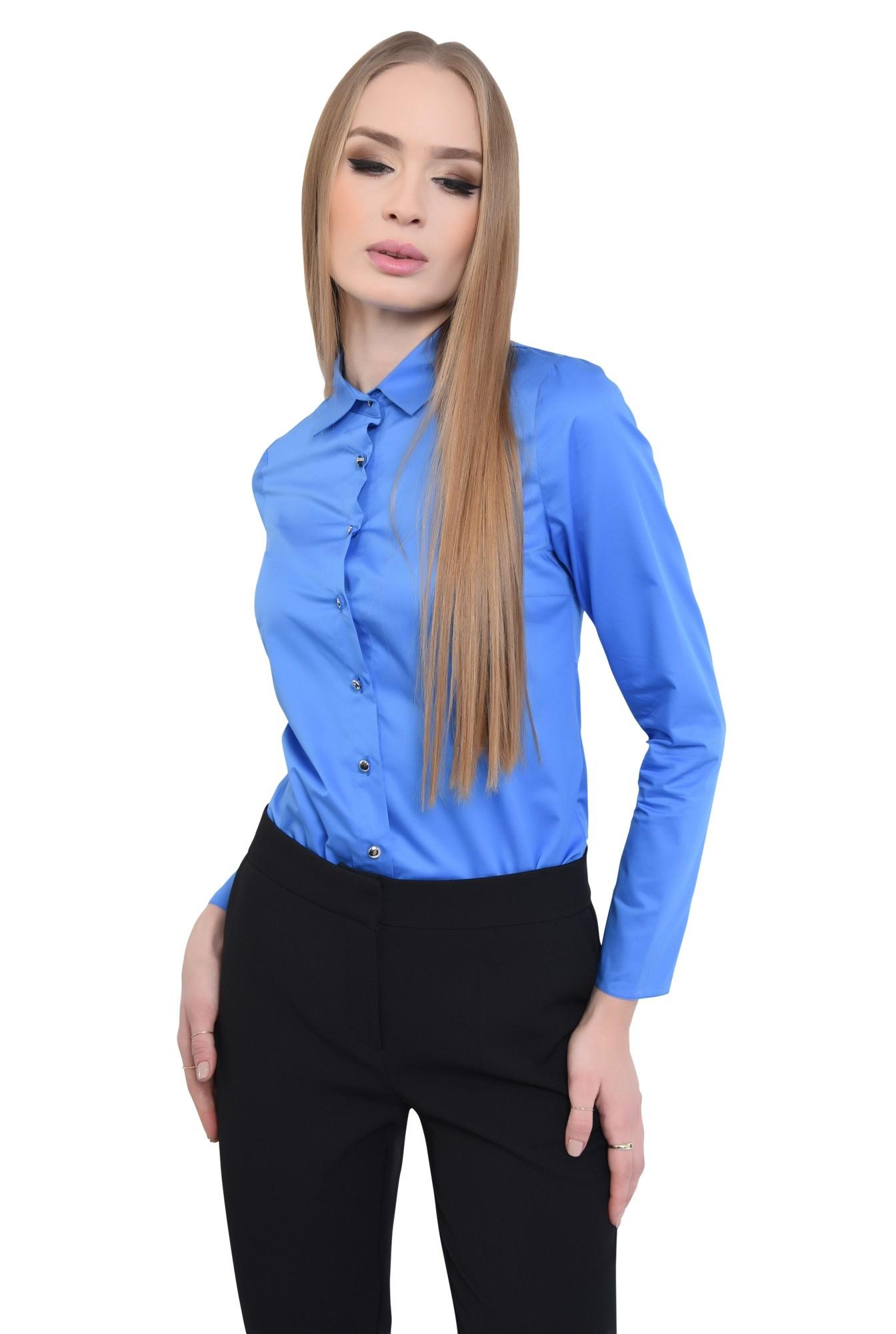 2 - Bluza casual, maneci lungi