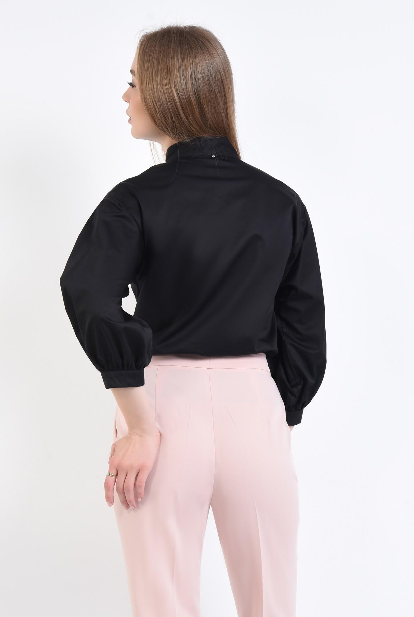 1 - Camasa casual, negru