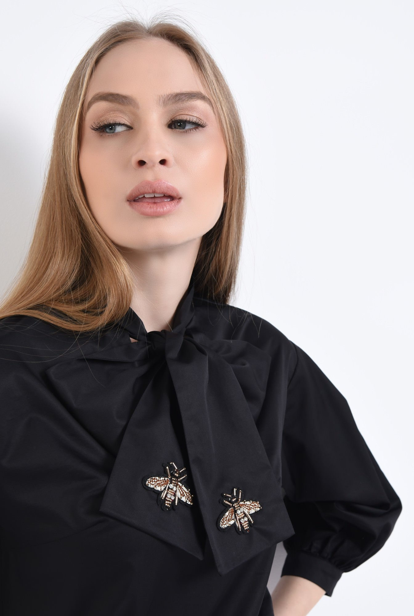 2 - Camasa casual, negru