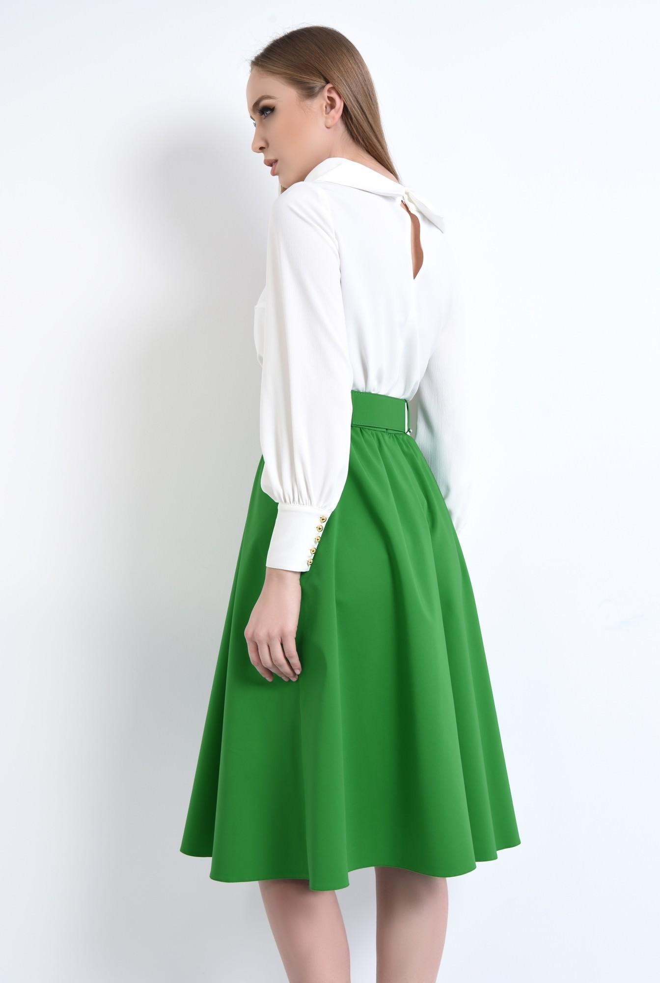 1 - Fusta casual, verde