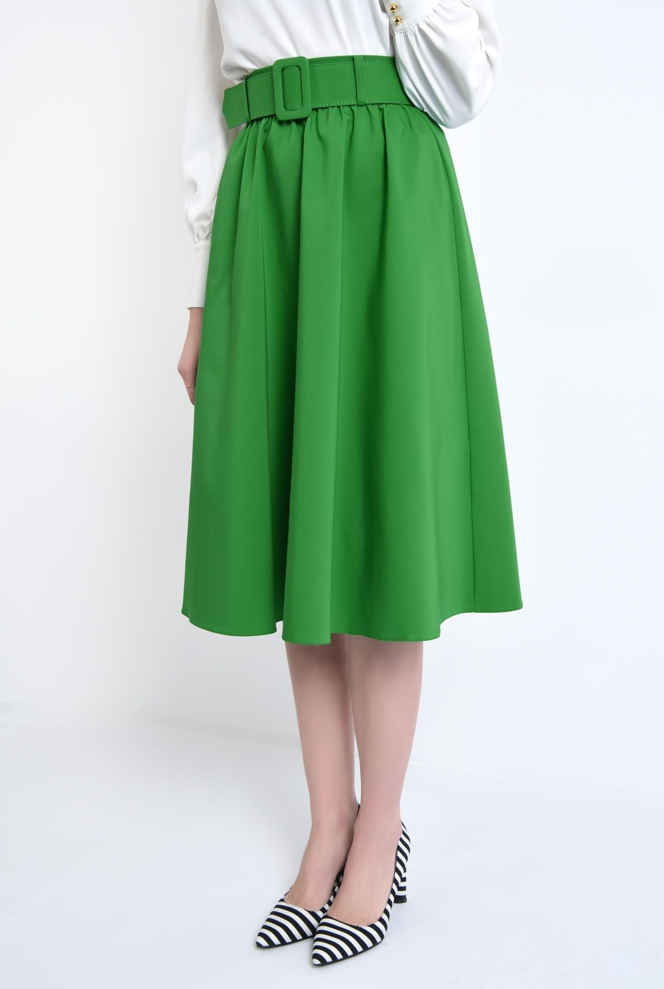 2 - Fusta casual, verde