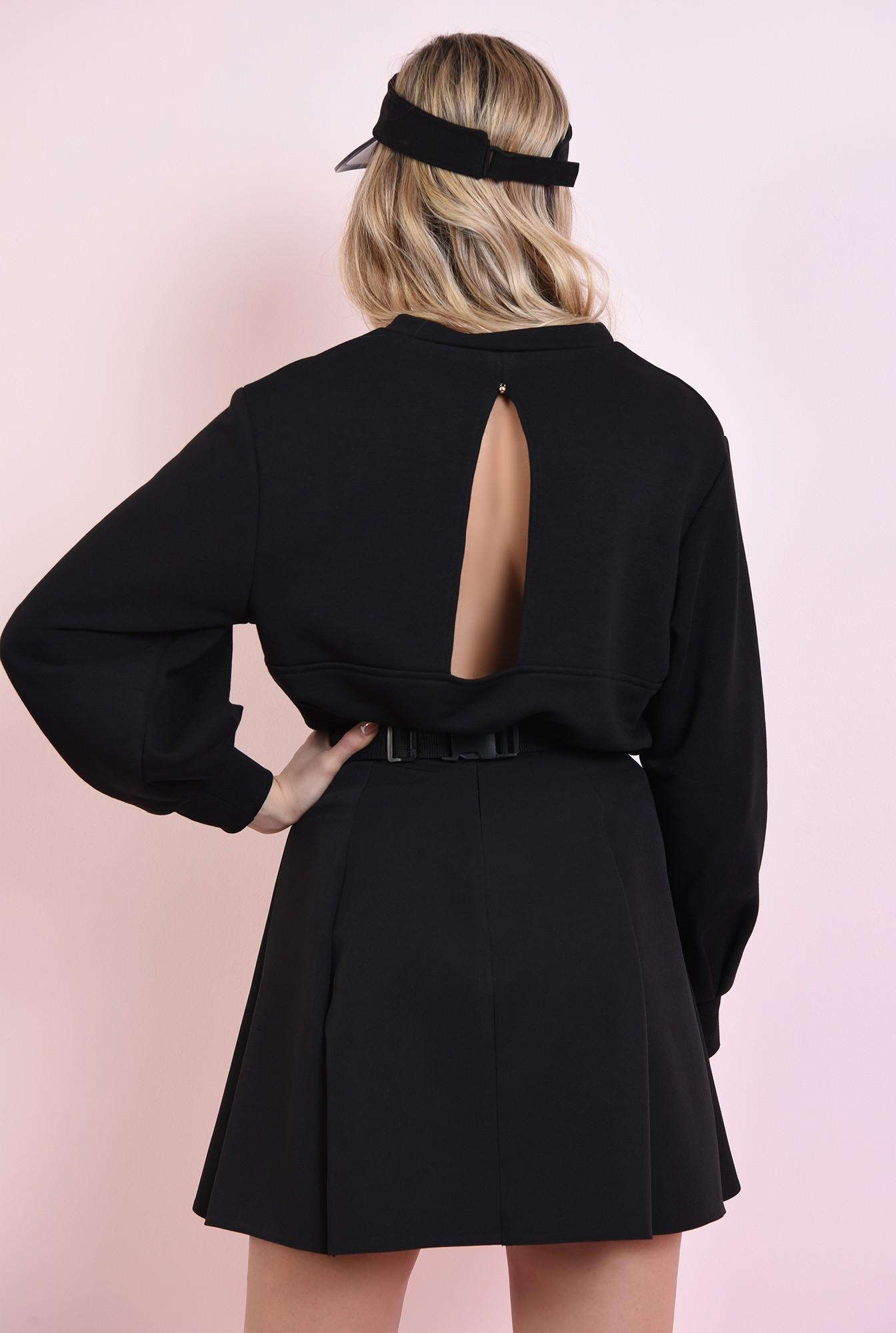 2 - fusta neagra, scurta, cu clini