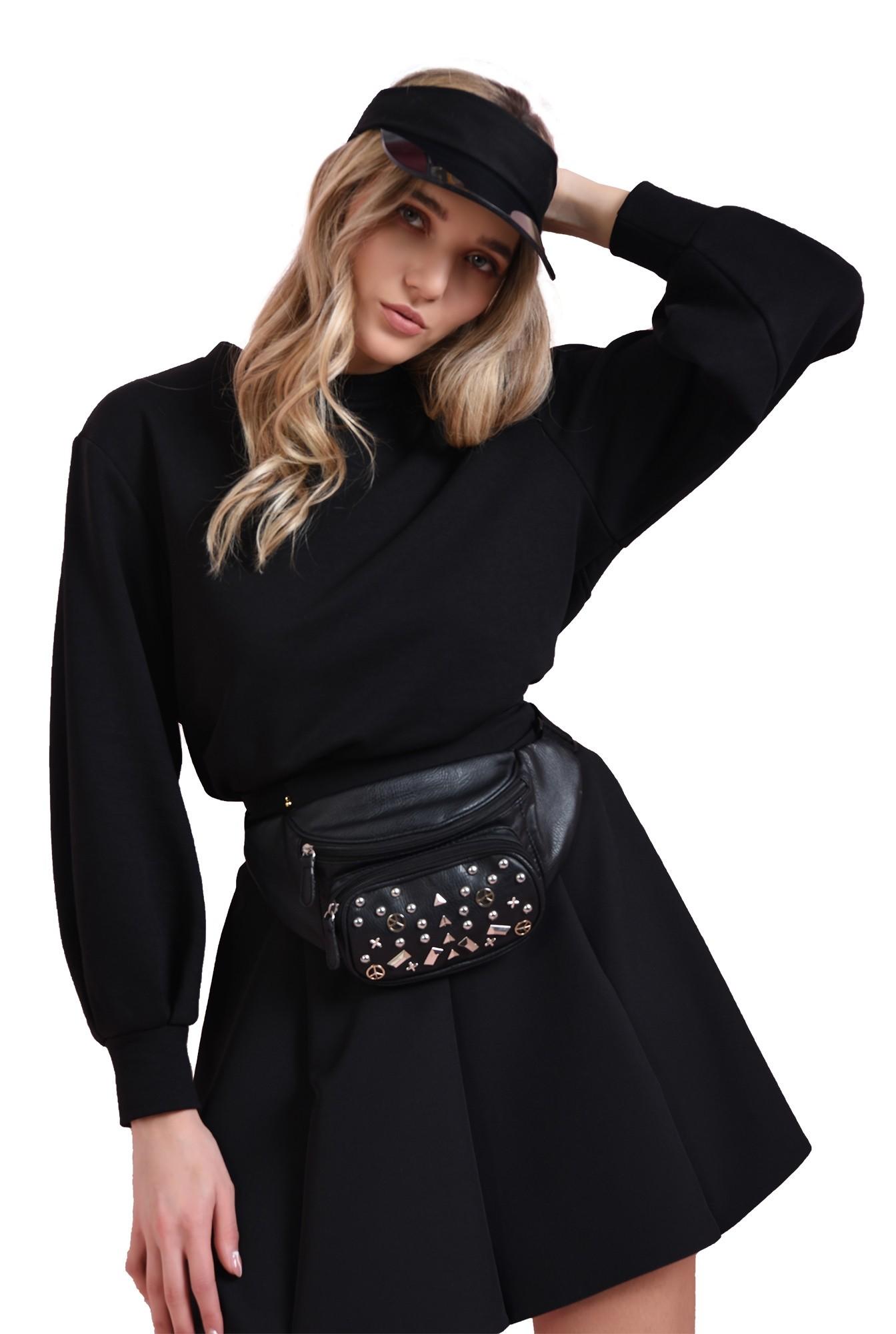 3 - fusta neagra, scurta, cu clini