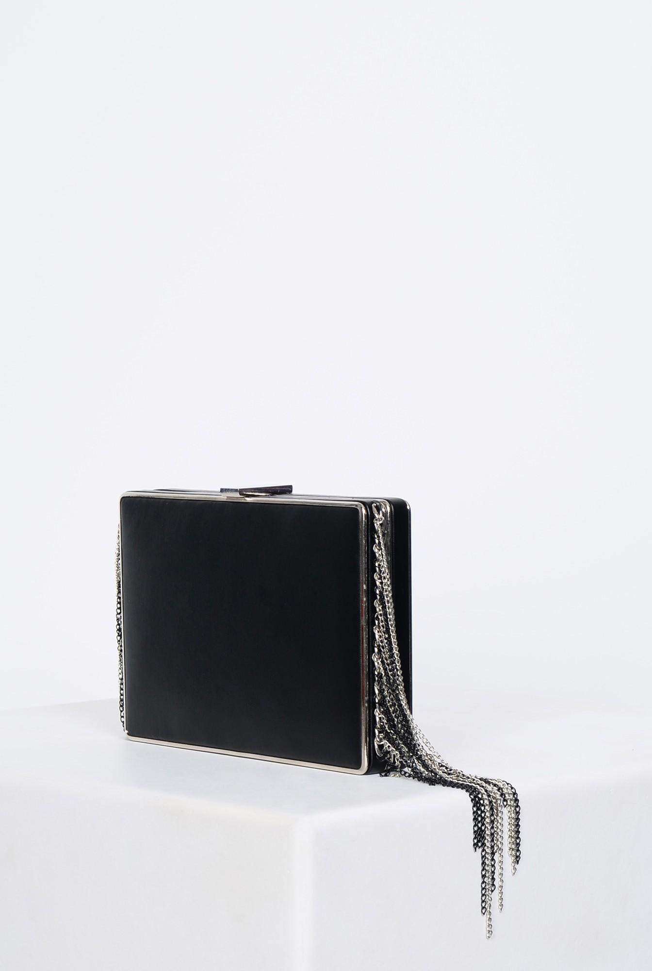 1 - GEANTA CLUTCH GT01081605-NEGRU