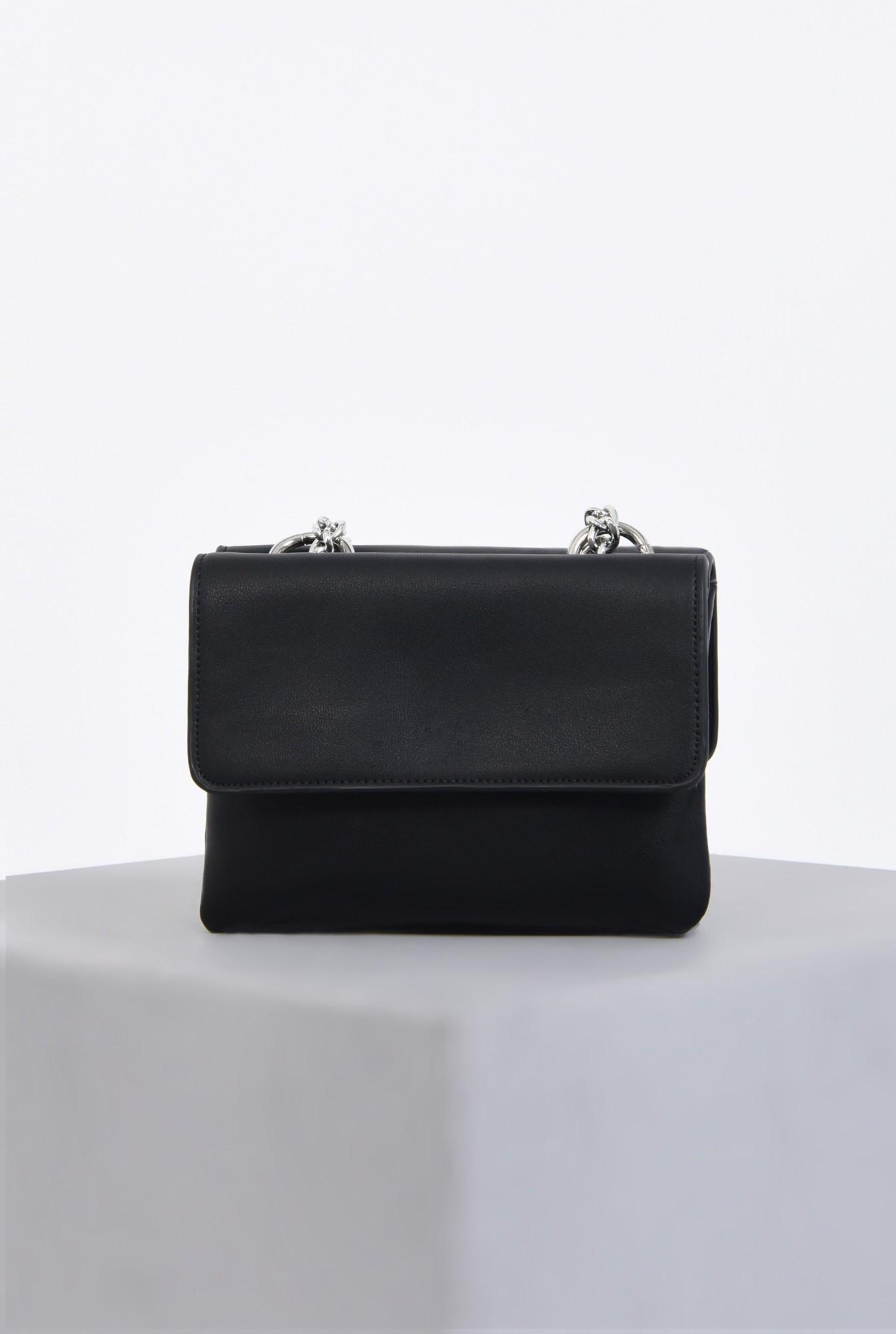 2 - geanta casual, accesorii, negru