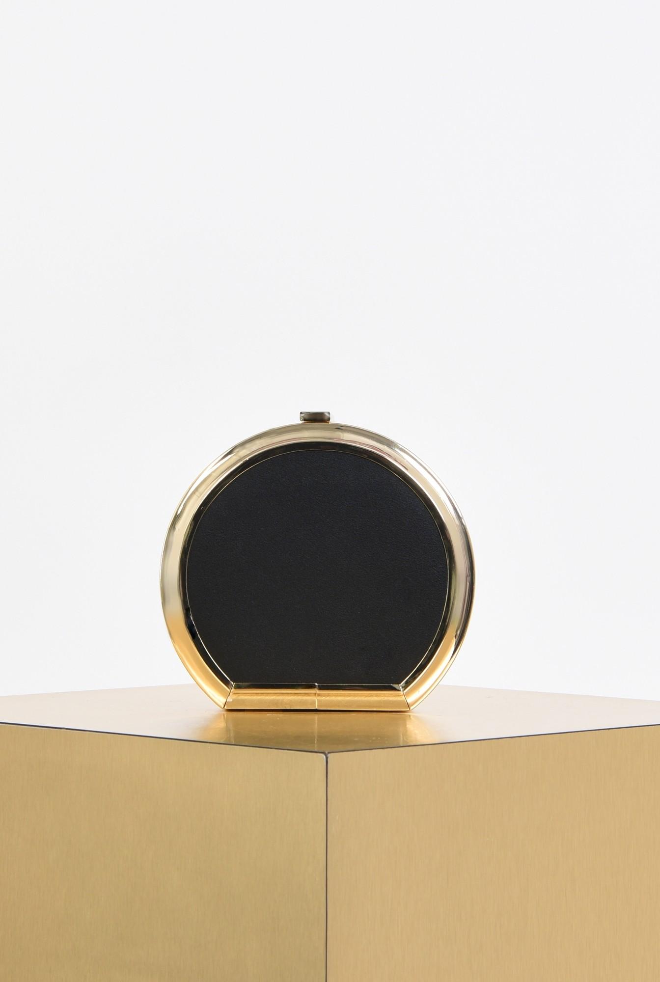 2 - plic elegant, negru, caseta, ciucure, lant auriu