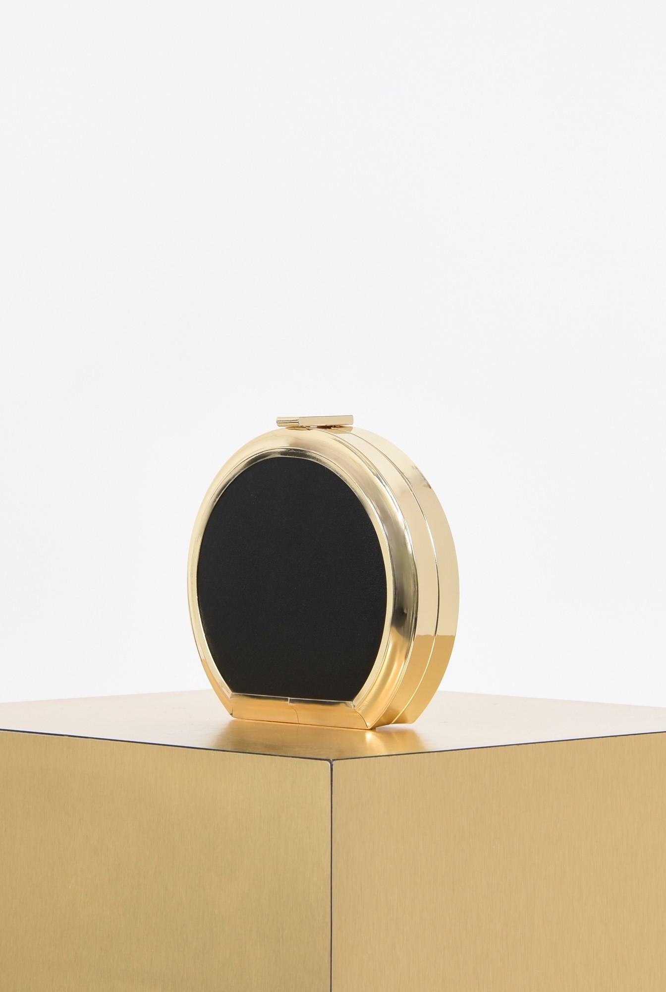 1 - plic elegant, negru, caseta, ciucure, lant auriu