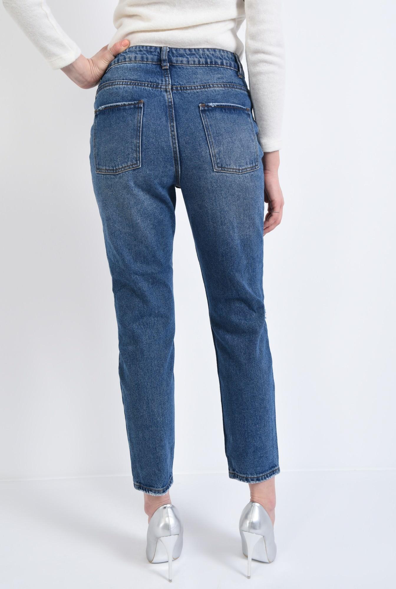 1 - 360 - Pantaloni casual, denim, bumbac