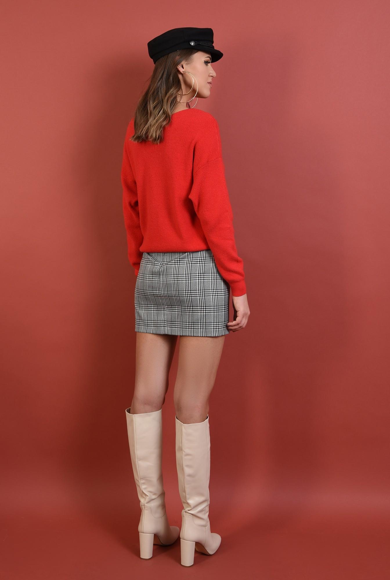 1 - 360 - pulover lejer, reiat, maneci raglan, anchior