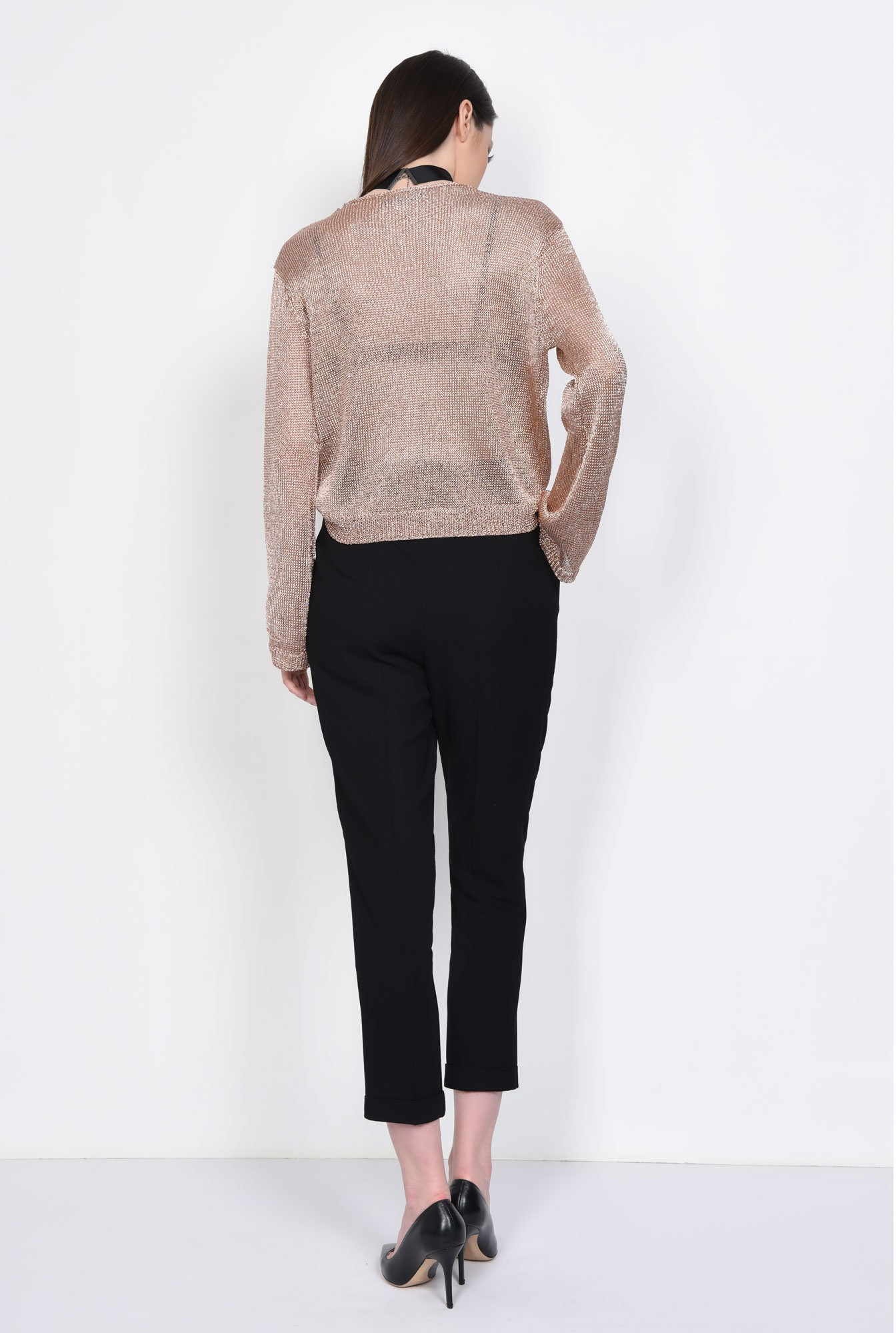 1 - PULOVER CASUAL PL15021707-ROZ
