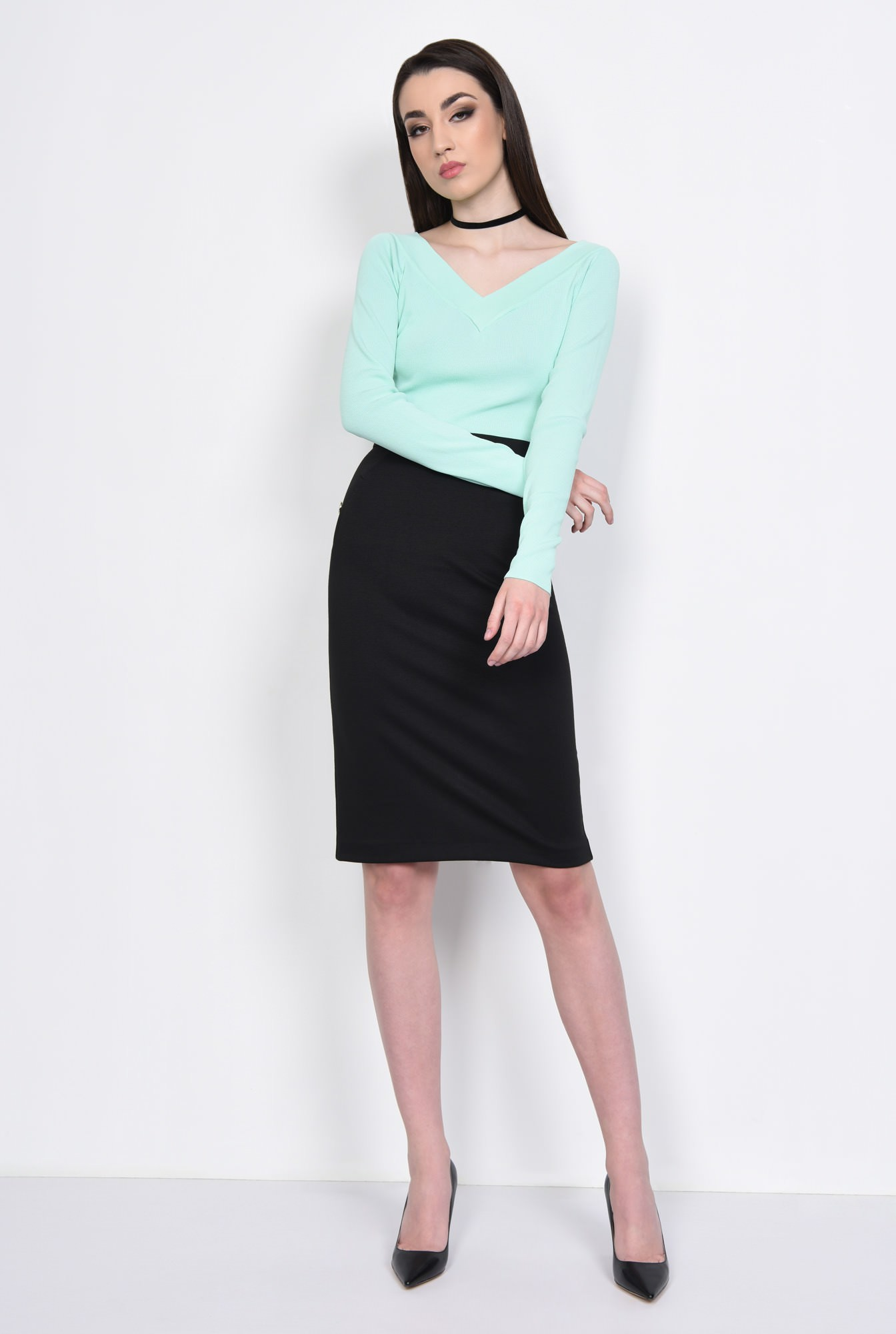 3 - PULOVER CASUAL PL15021708-VERDE