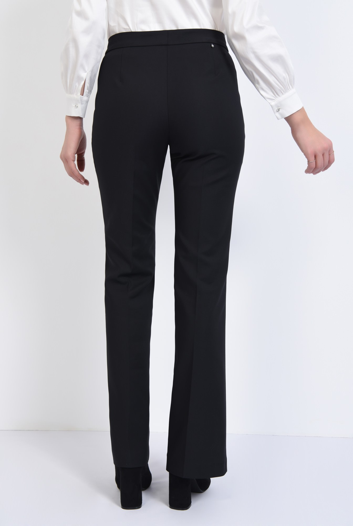 1 - PANTALON OFFICE PT 181-NEGRU