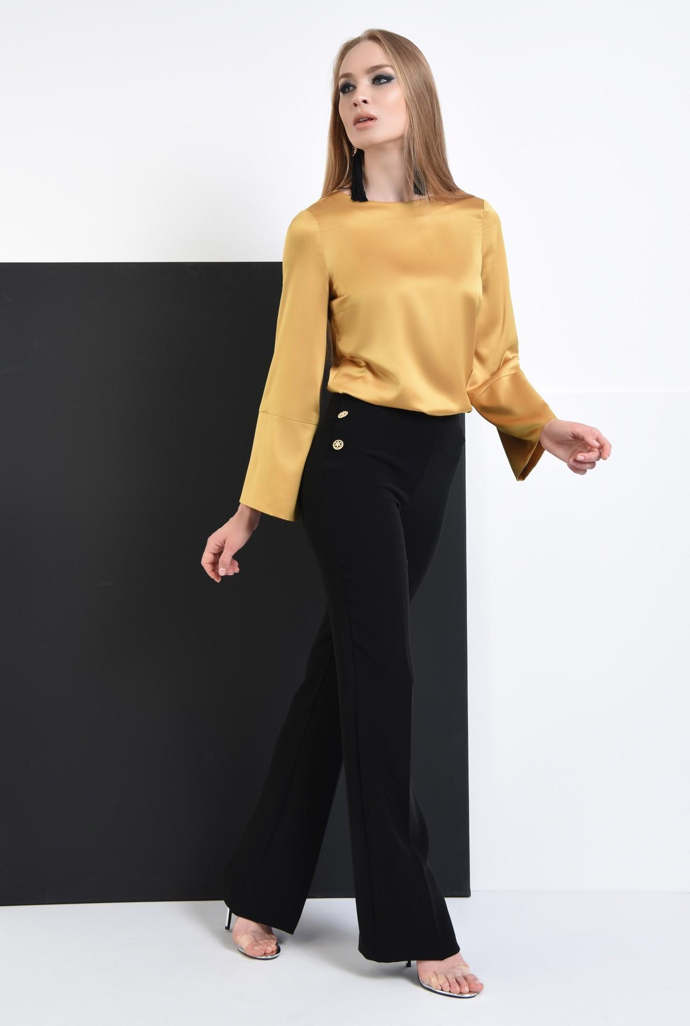 3 - Pantaloni eleganti, negri