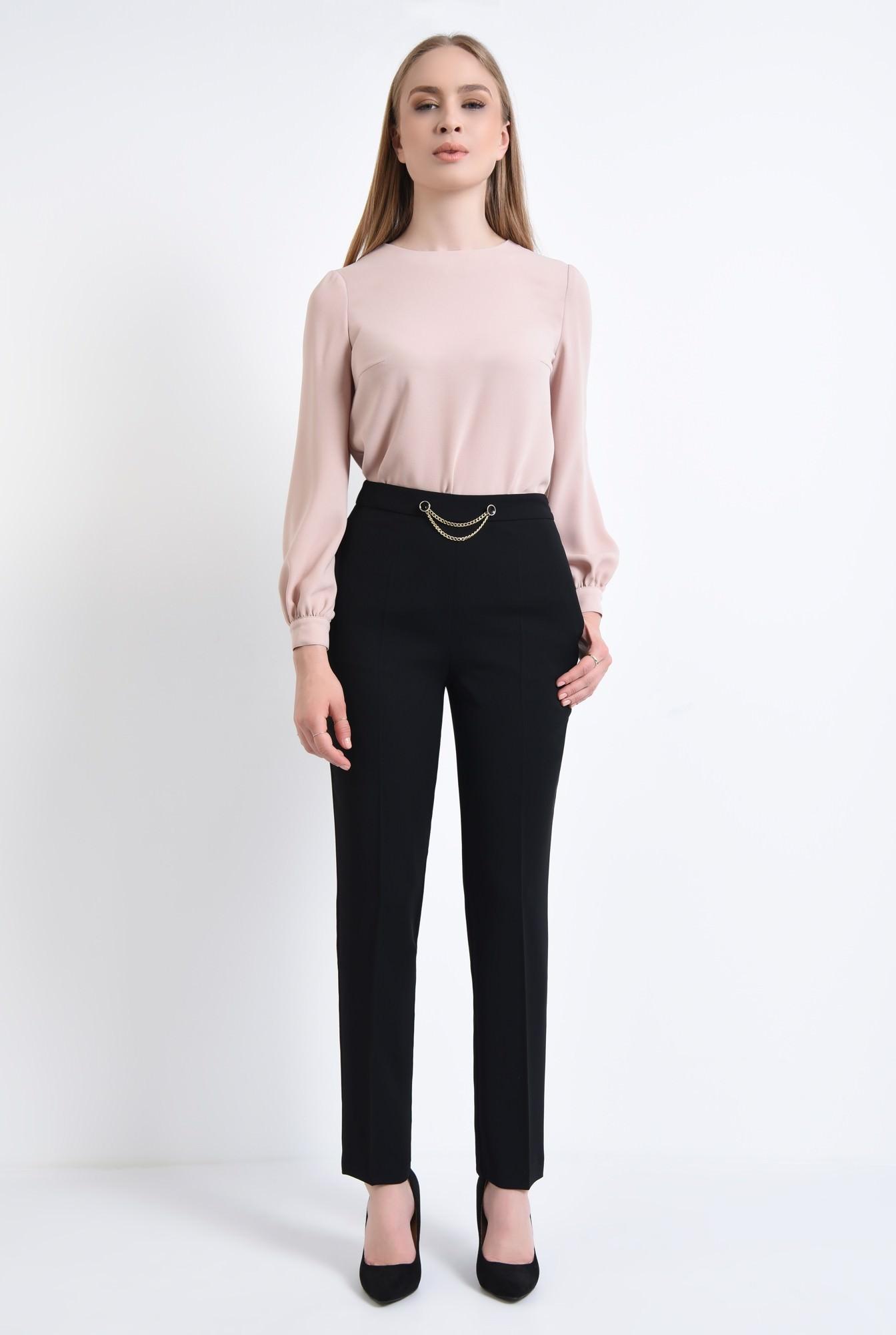 3 - Pantaloni eleganti, croi conic