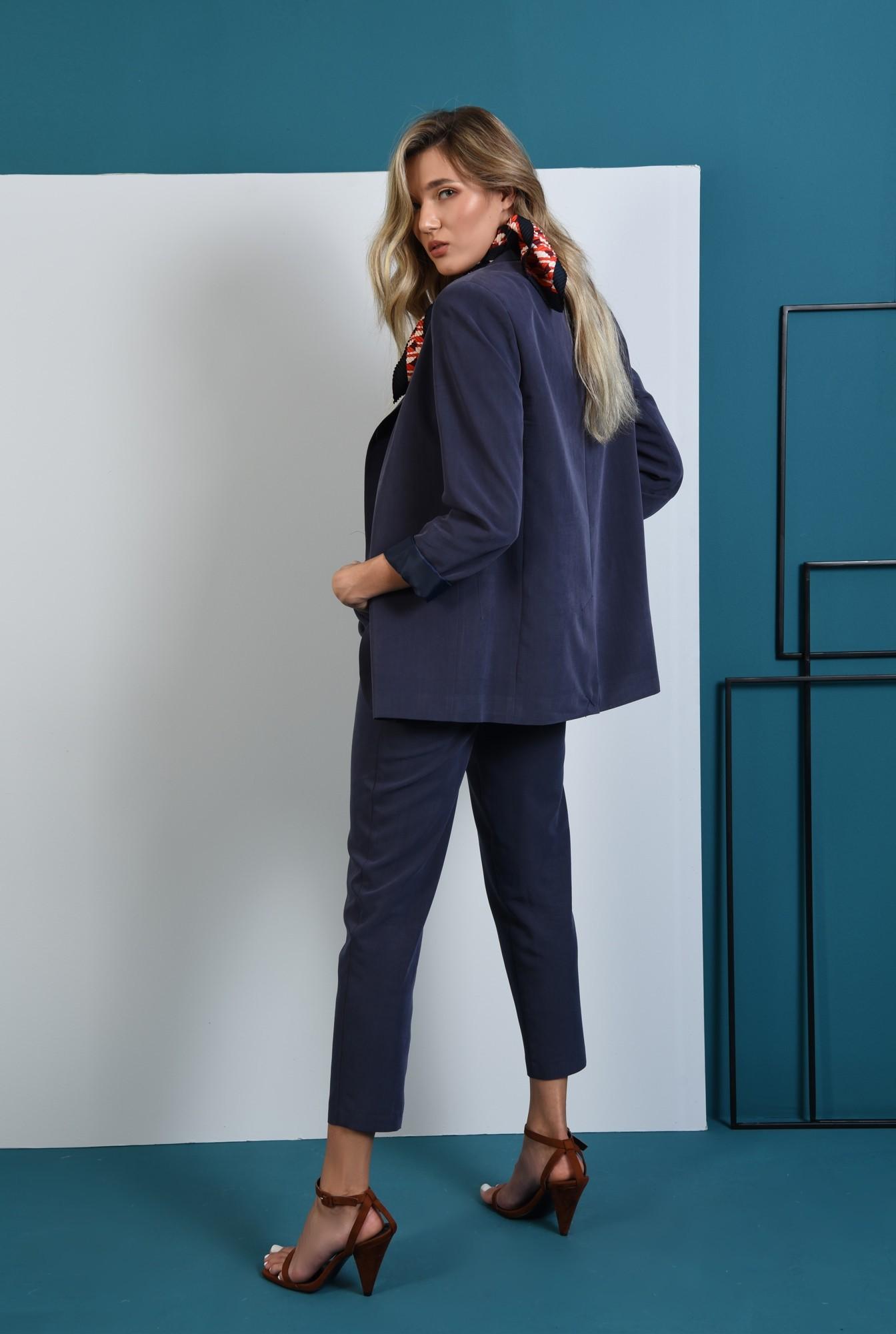0 - pantaloni cu buzunare laterale, tigareta