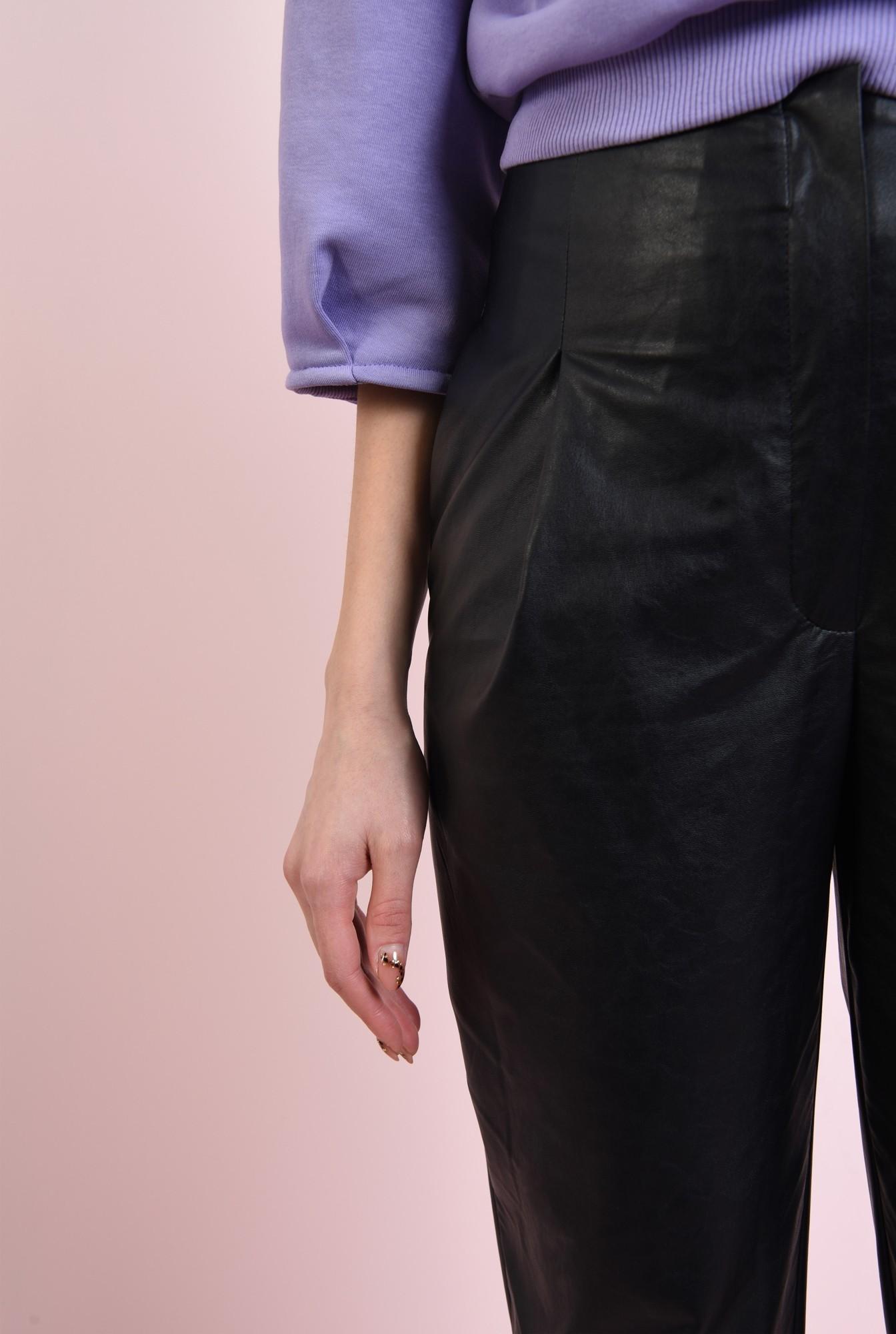 2 - pantaloni casual, conici, cu pense