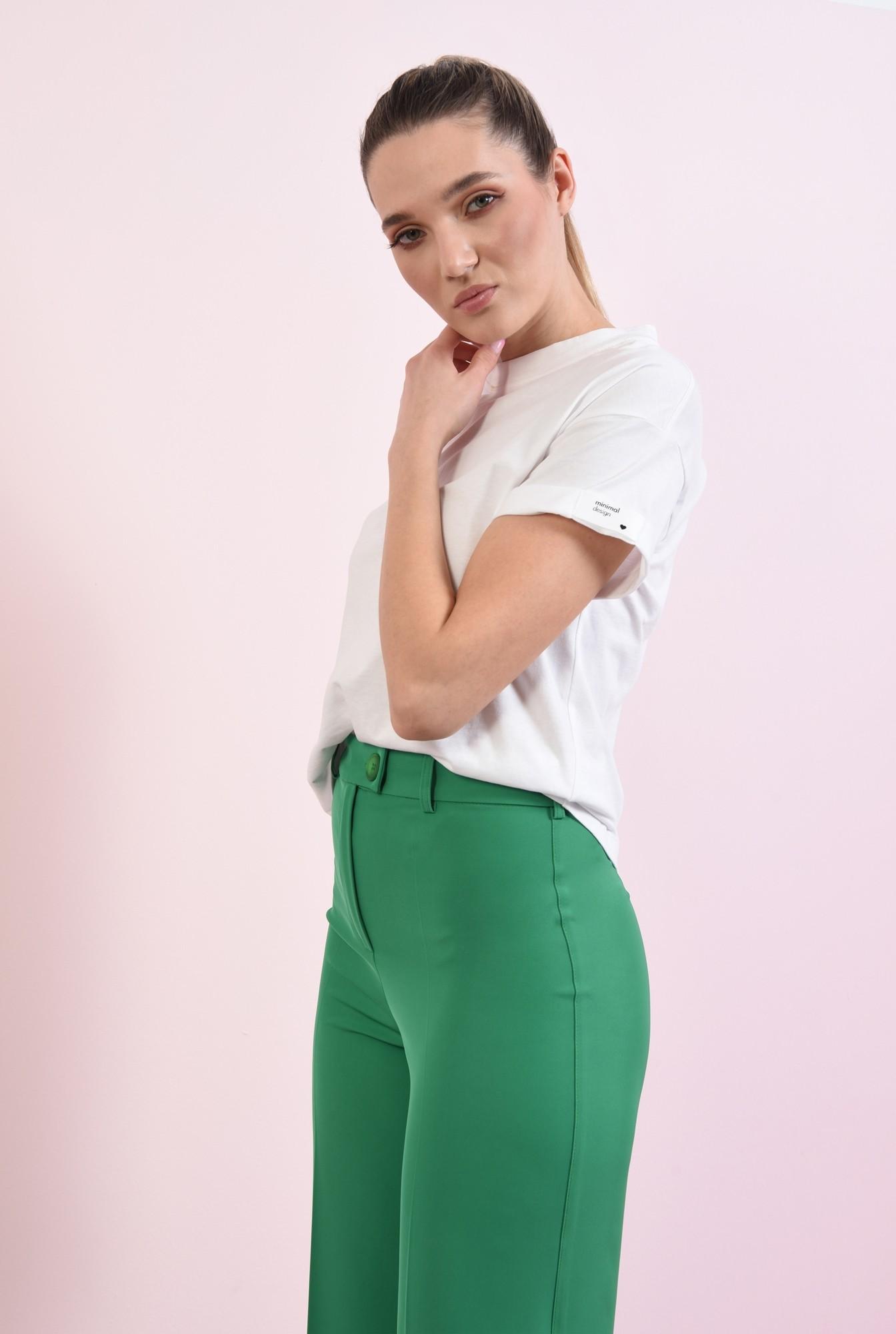 1 - pantaloni verzi, drepti, Poema
