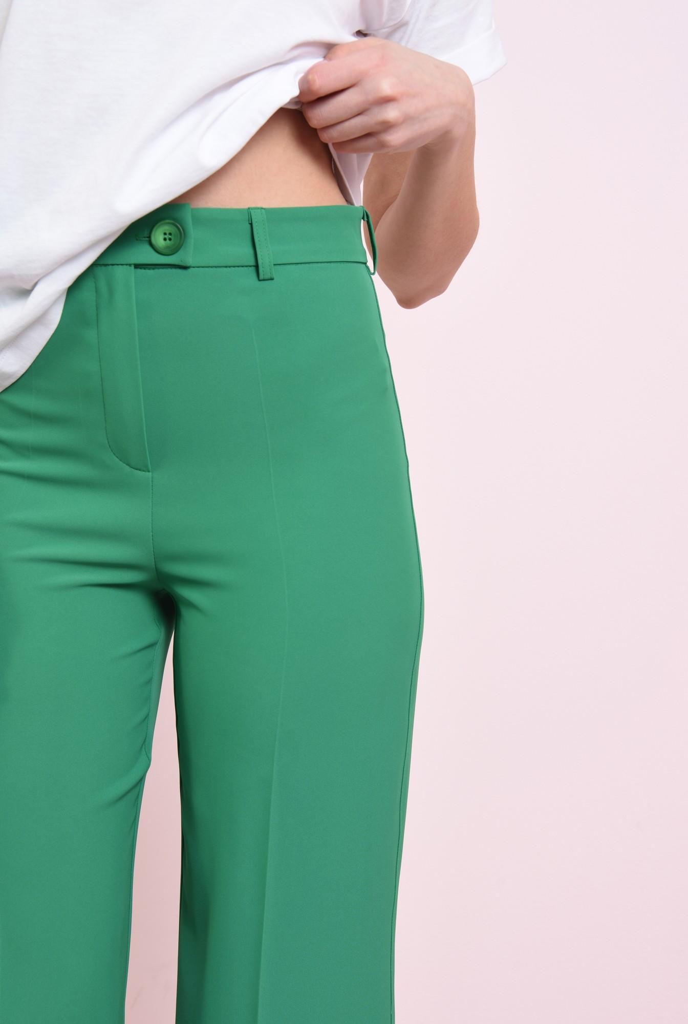 2 - pantaloni verzi, drepti, Poema