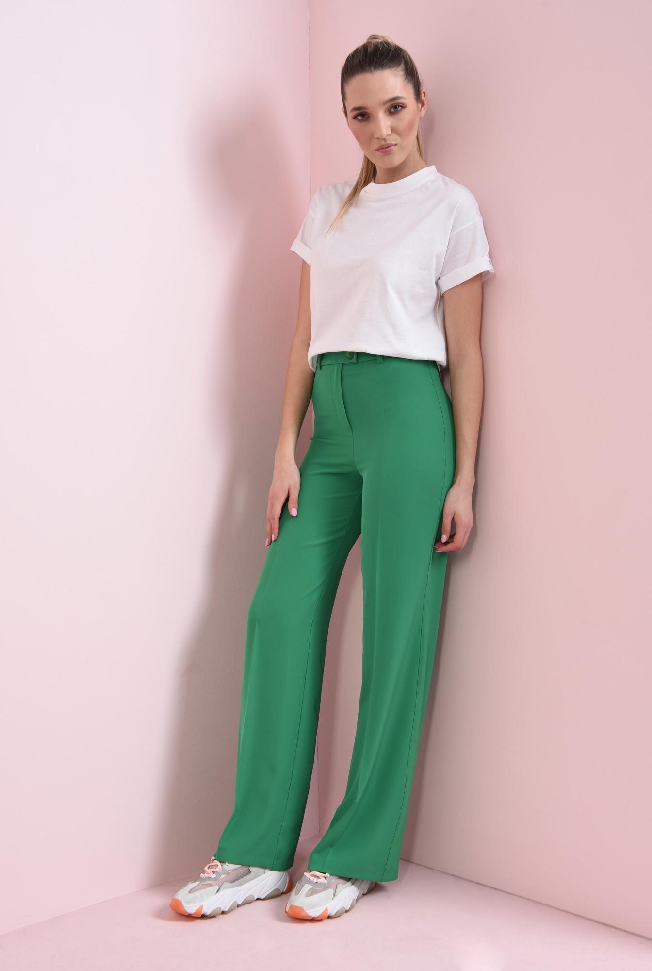 0 - pantaloni verzi, drepti, Poema