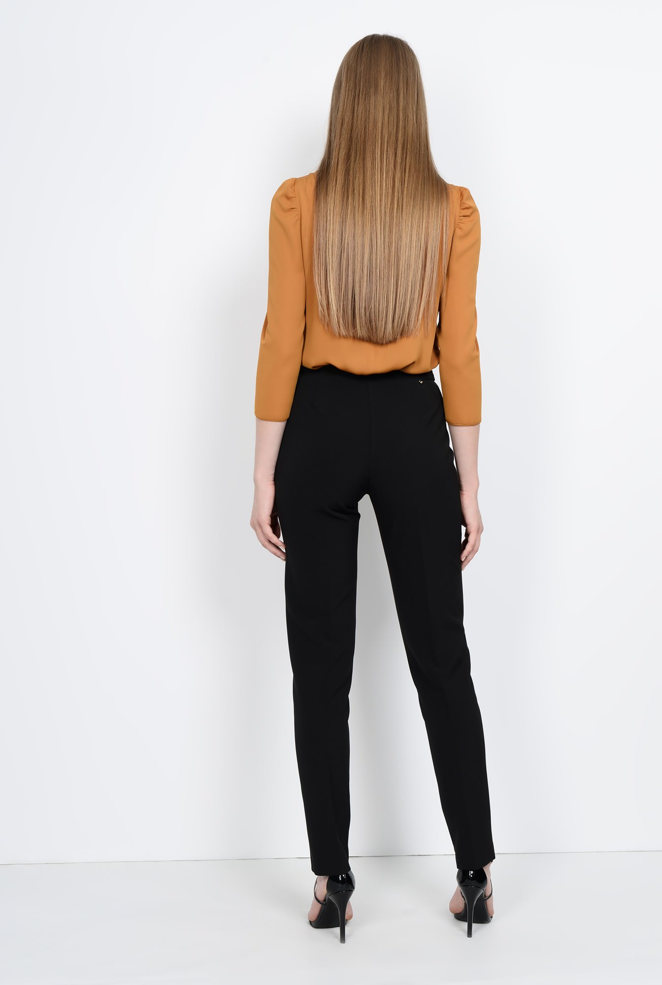 1 - PANTALON OFFICE PT 103-NEGRU