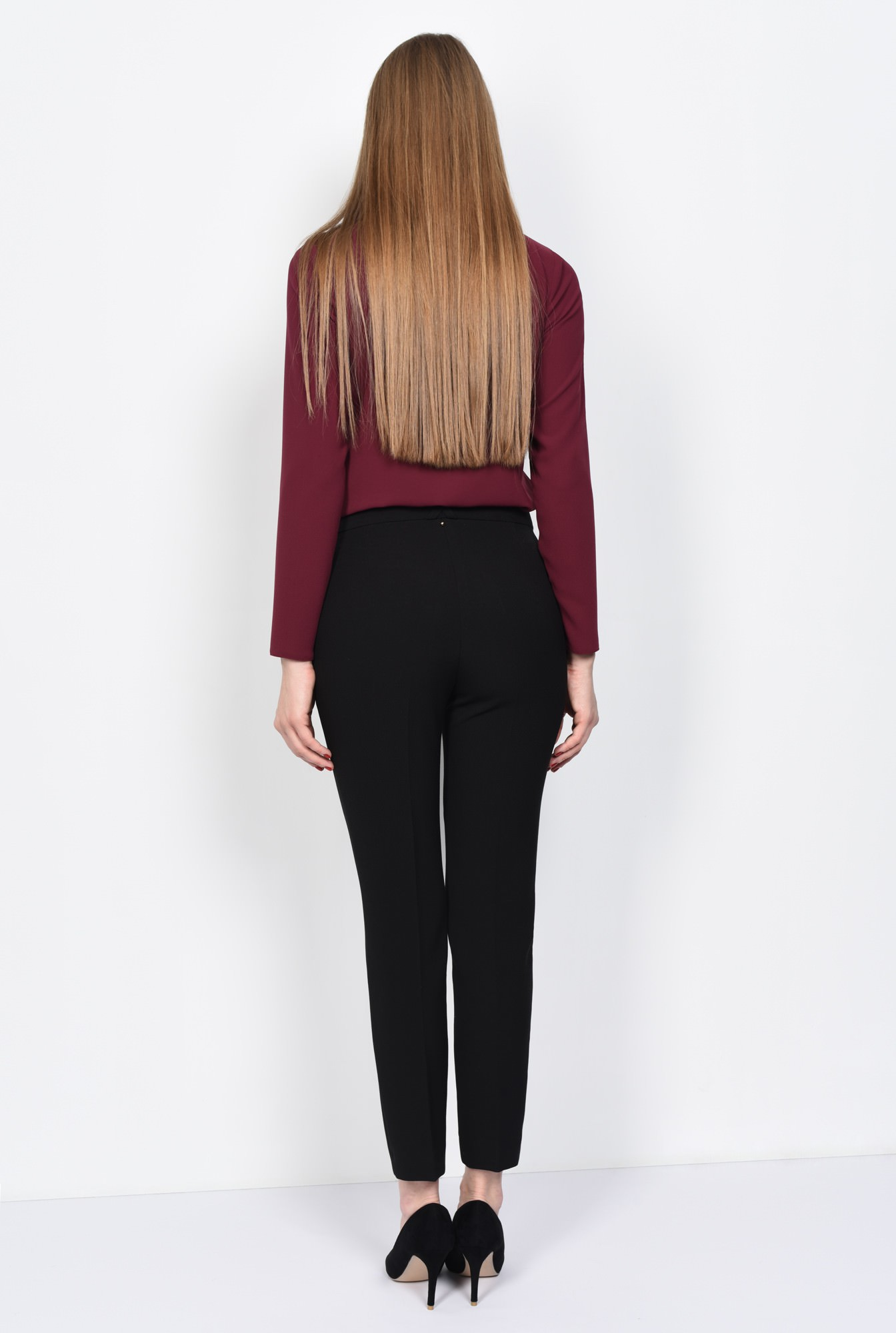 1 - PANTALON OFFICE PT 123-NEGRU