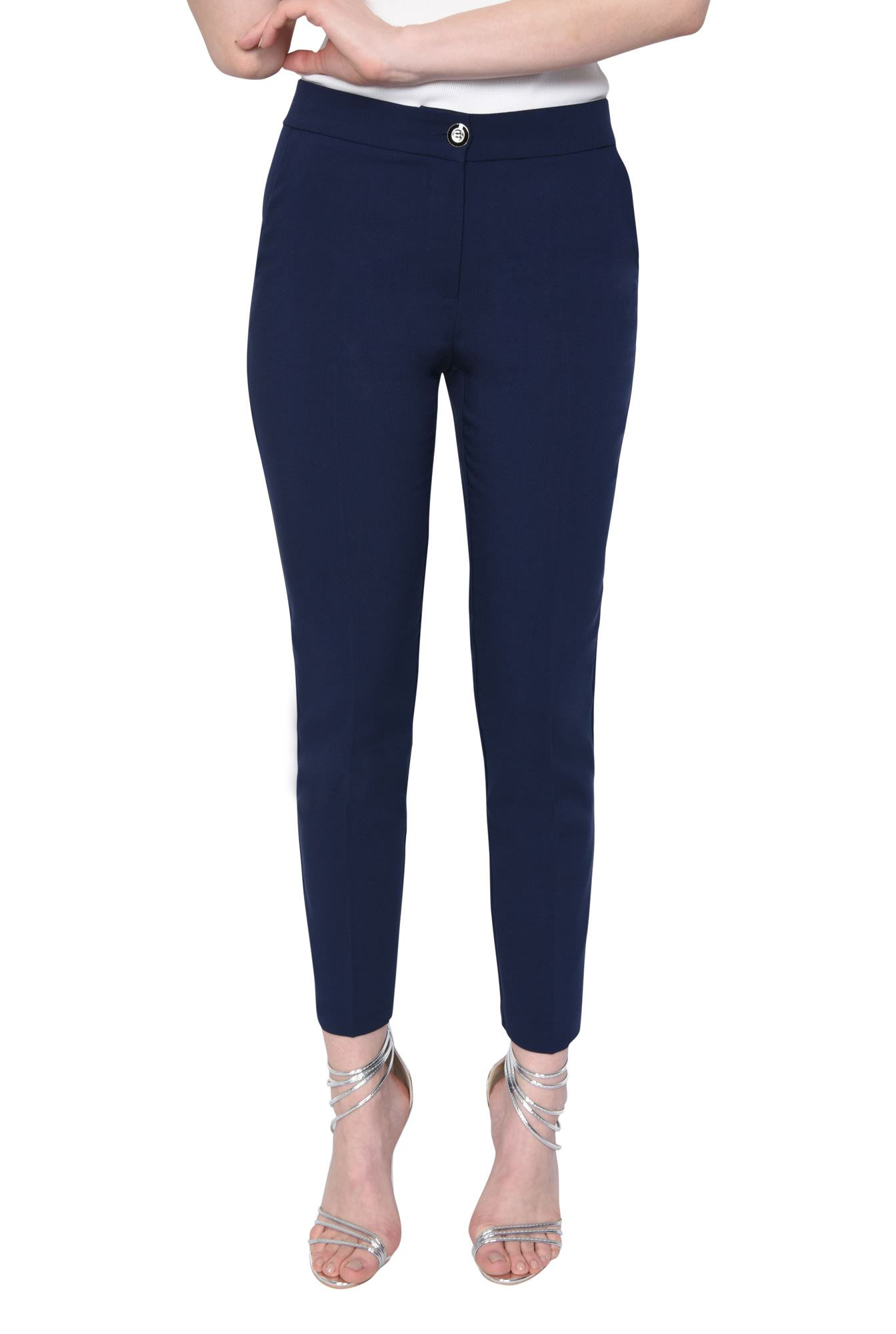 2 - PANTALON OFFICE CONIC PT 138-BLEUMARIN