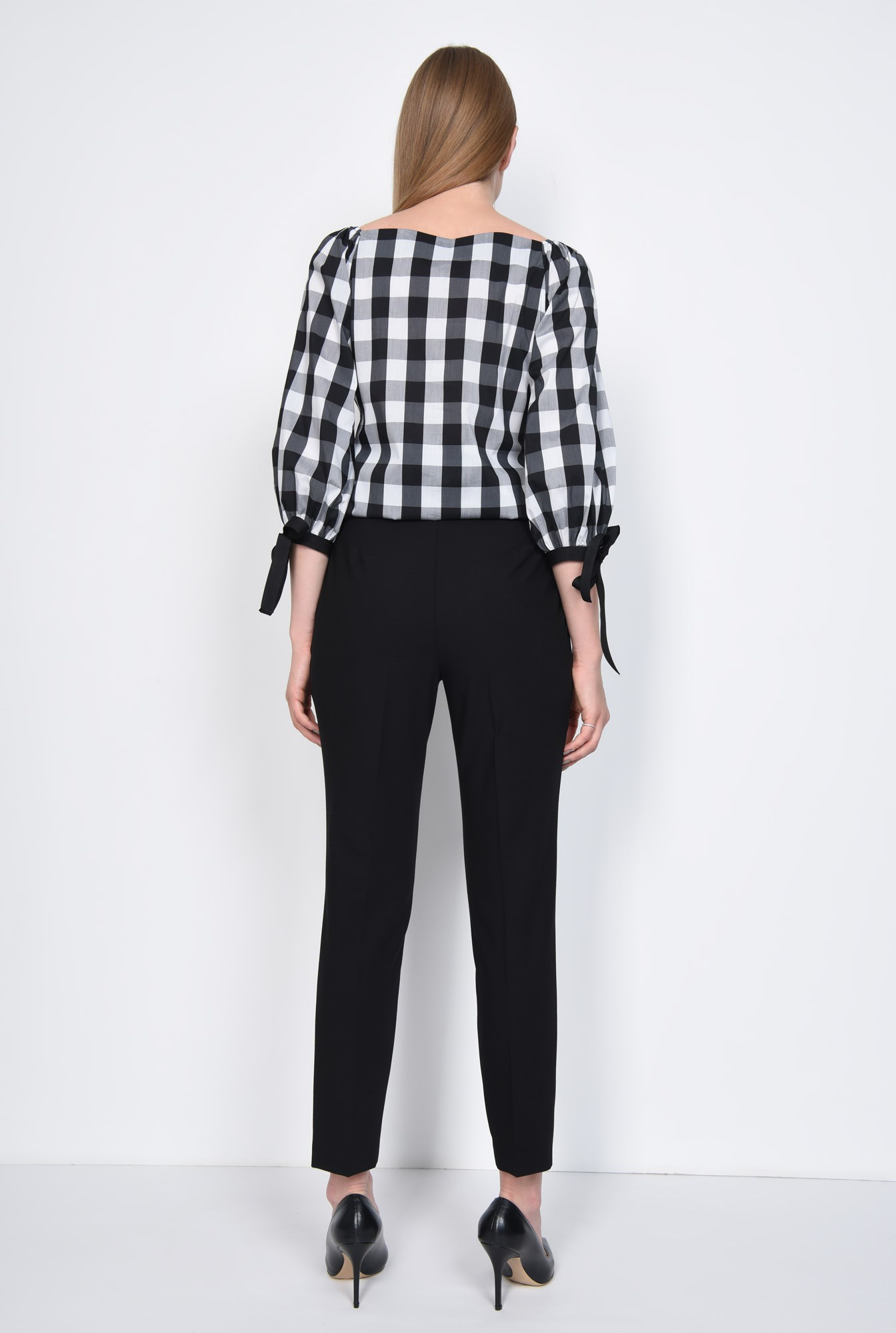 0 - PANTALON OFFICE PT 160-NEGRU