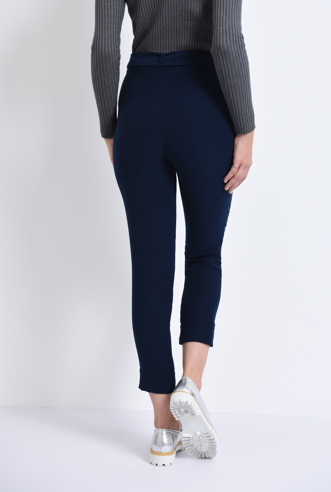 1 - PANTALON OFFICE PT 172-BLEUMARIN