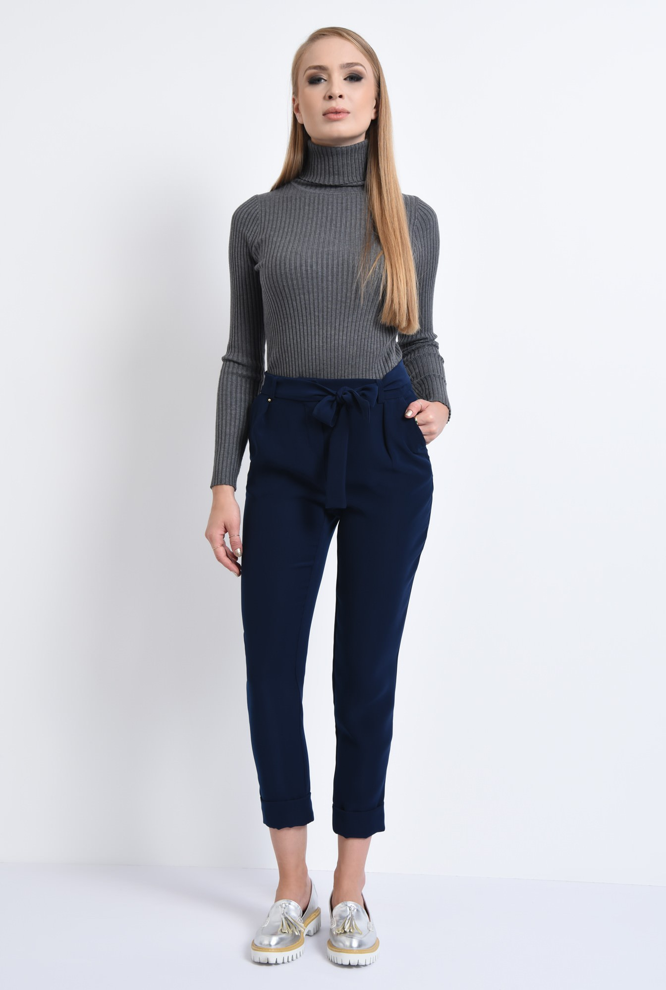 3 - PANTALON OFFICE PT 172-BLEUMARIN