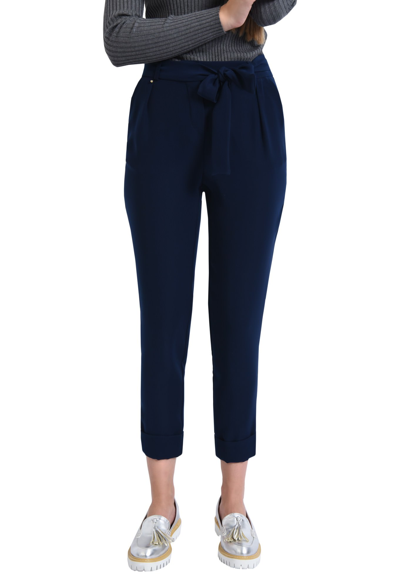 2 - PANTALON OFFICE PT 172-BLEUMARIN