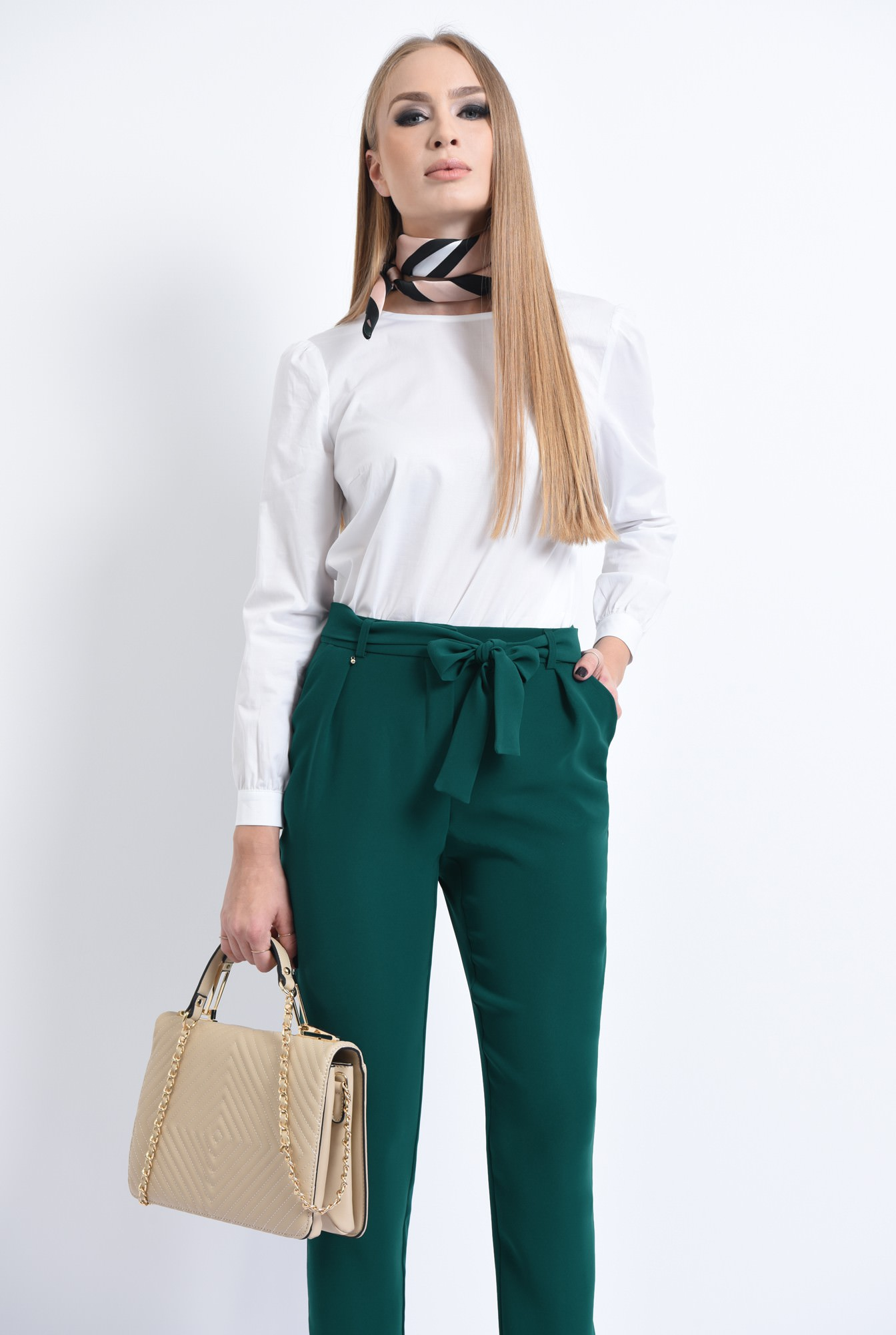 0 - PANTALON OFFICE PT 172-VERDE